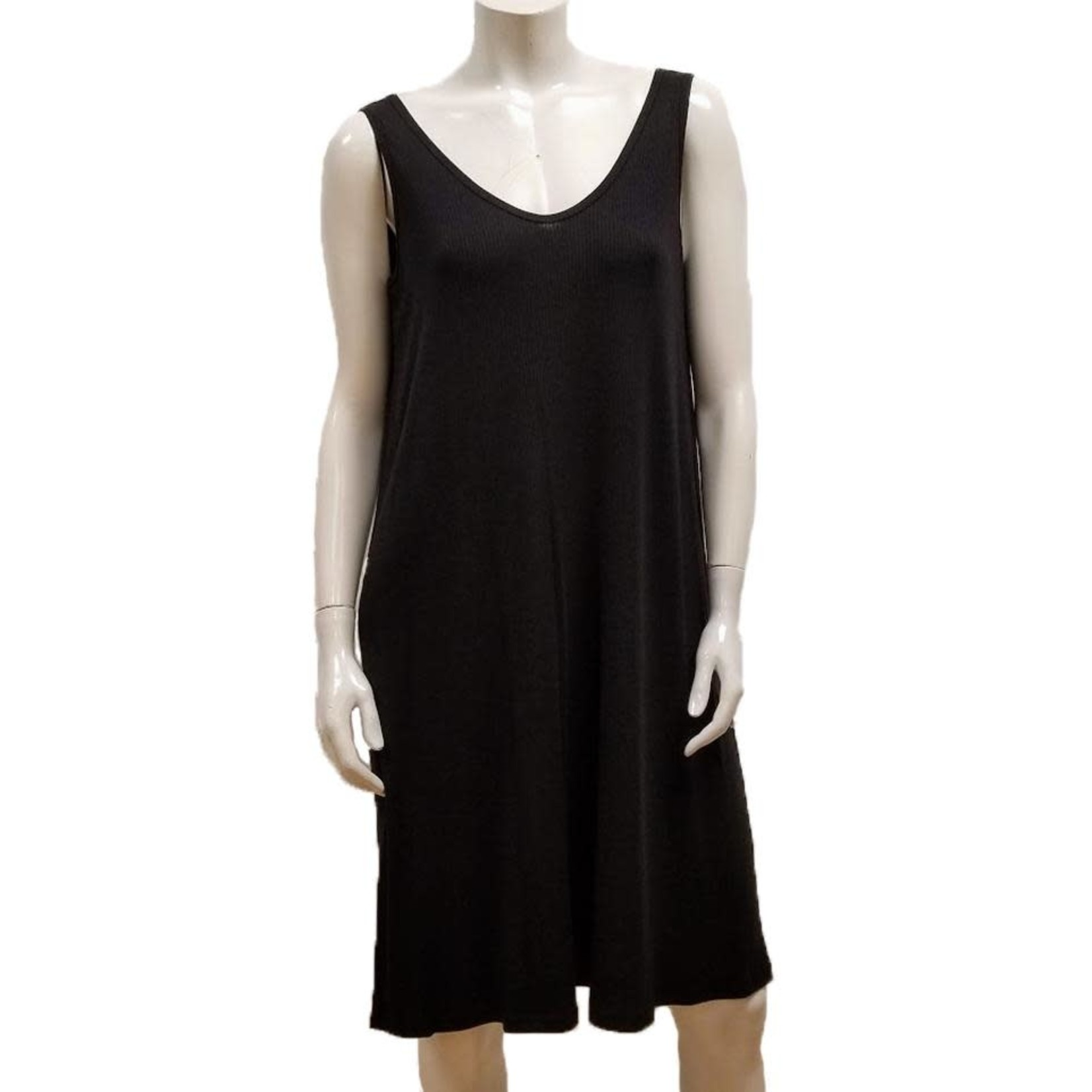 Gilmour Modal Rib Knit Tank Dress