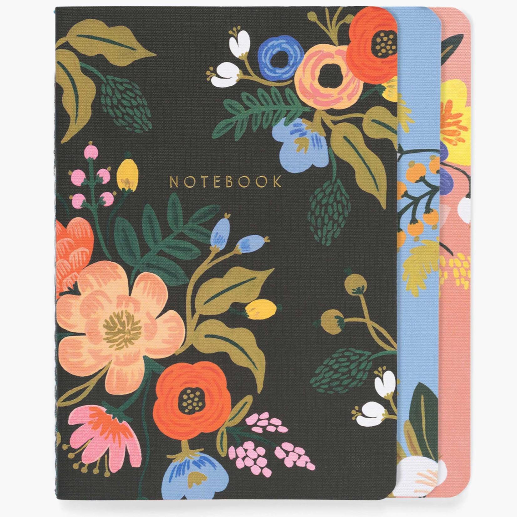 Paper E clips Inc Stitched Notebook Set