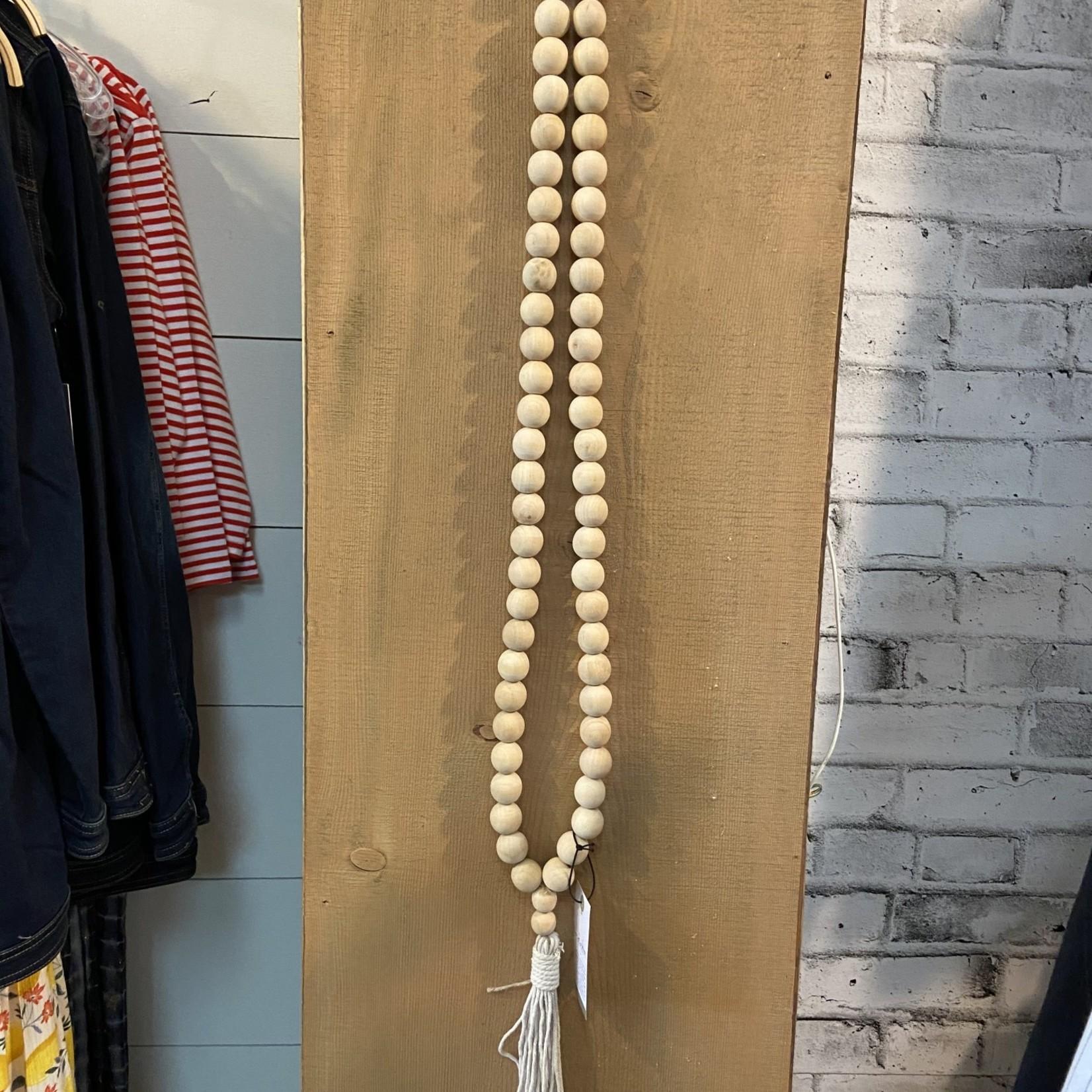 Indaba Tassel Blessing Beads