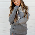 Ampersand Avenue Single-hood Sweatshirt