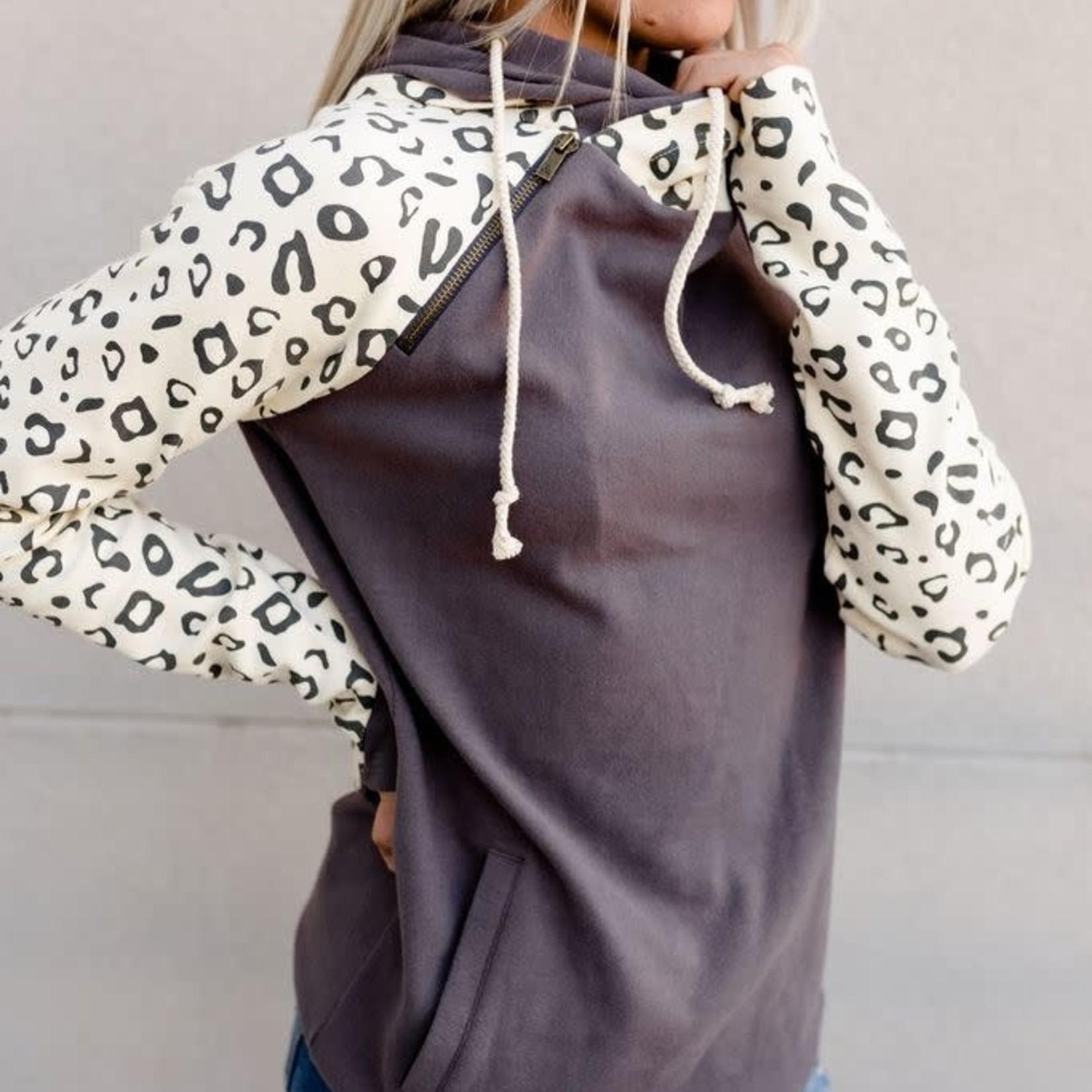 Ampersand Avenue Double-hood Sweatshirt