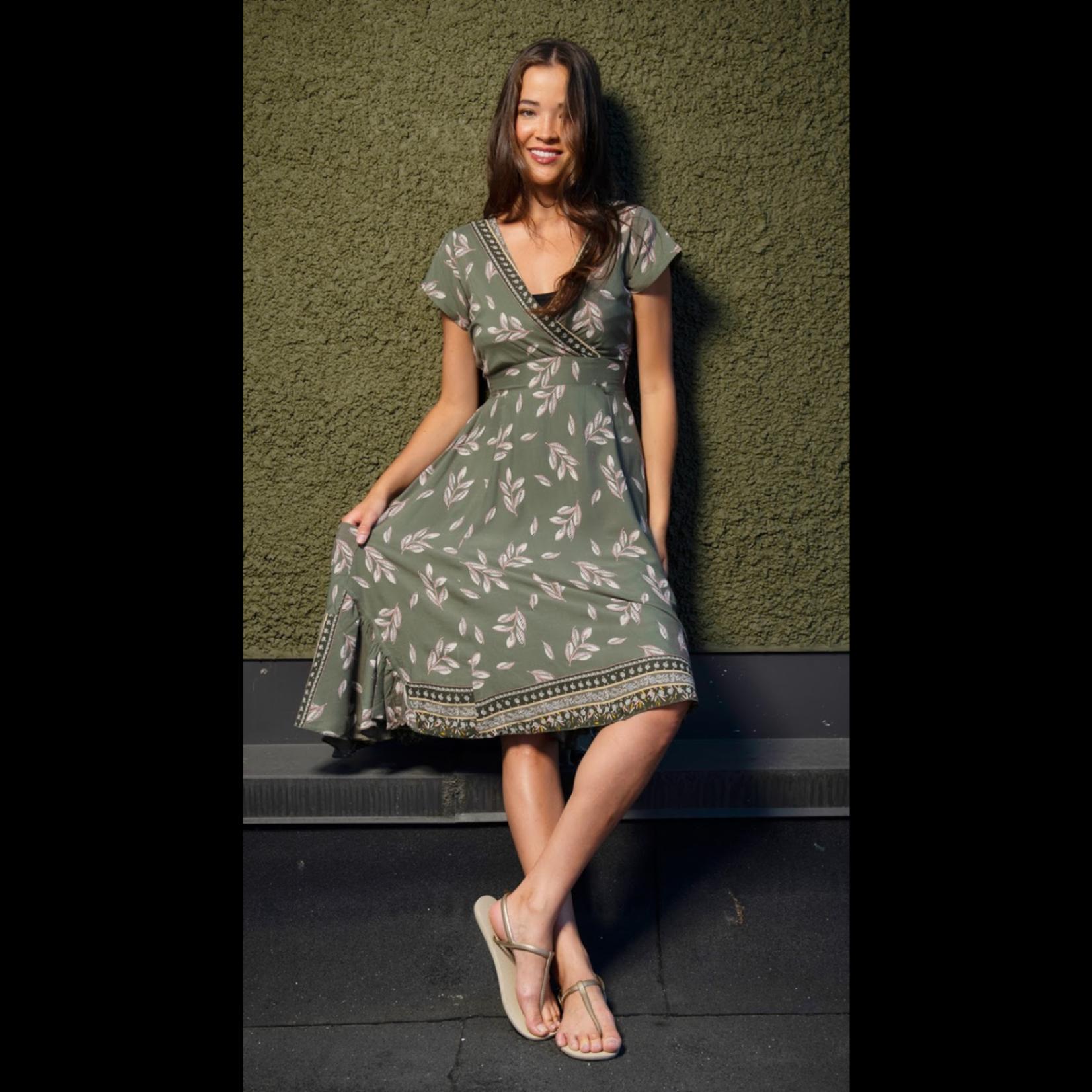 Alchemy Fashions Swing Dress
