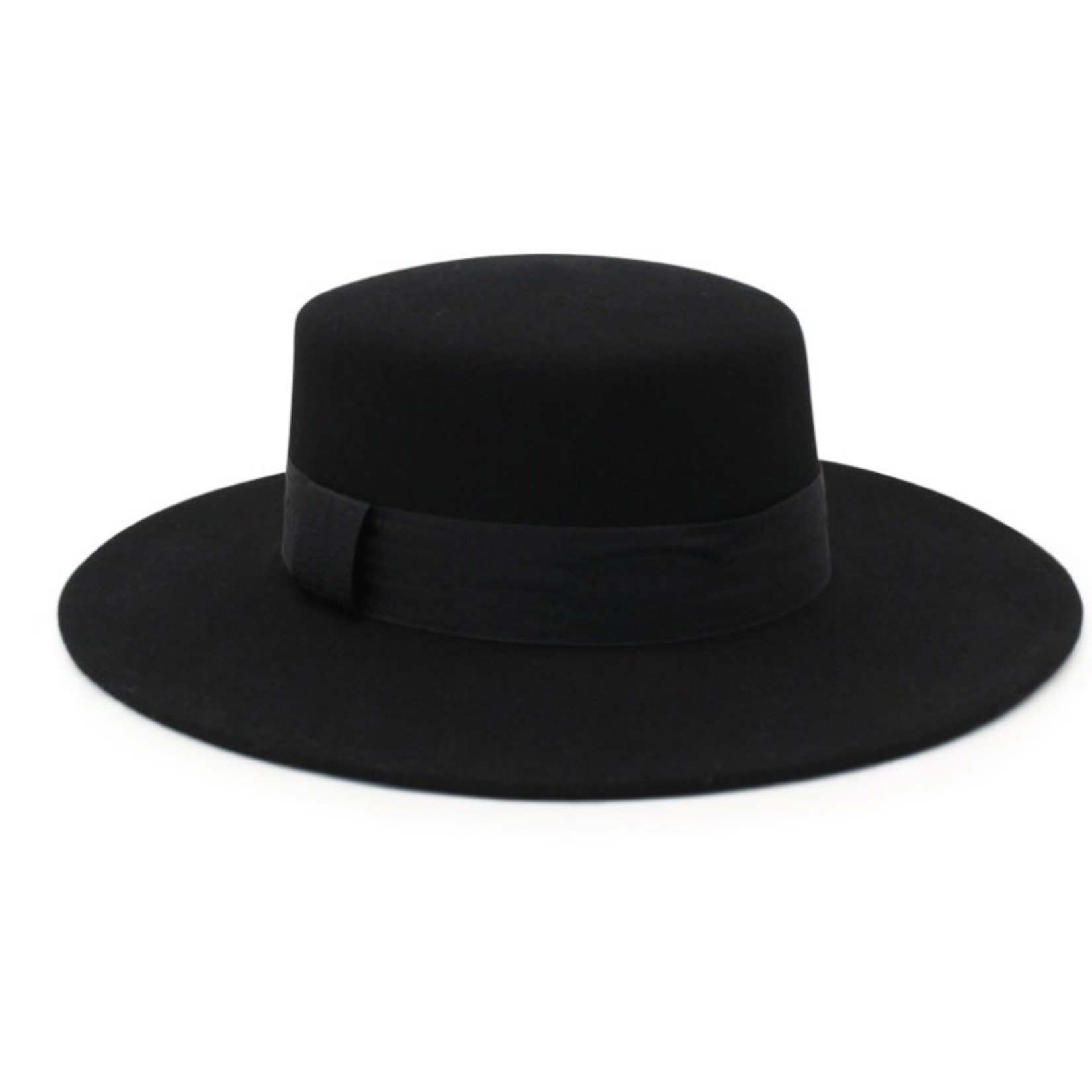 Ace Of Something Gunsmoke Boater Hat