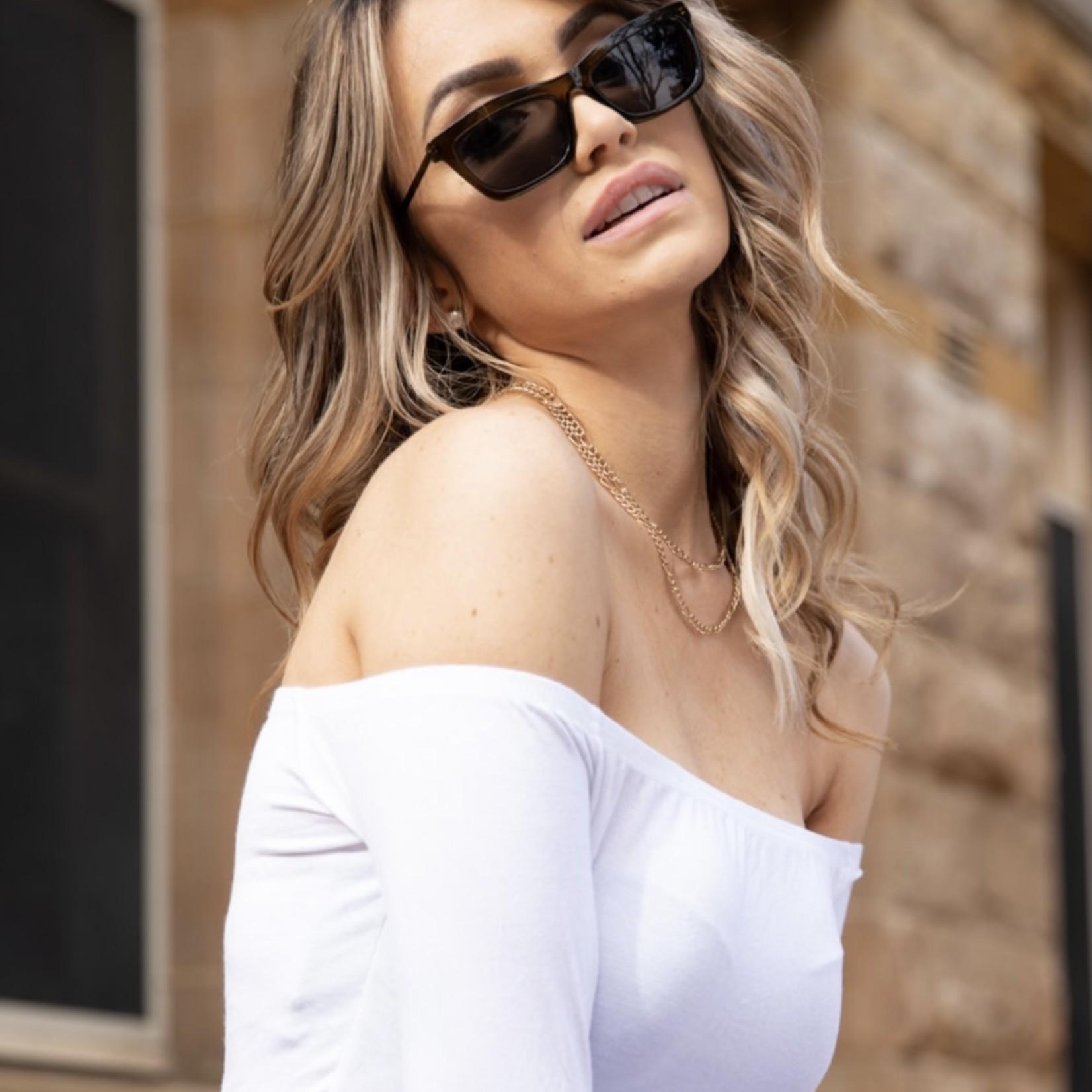 Reality Bowery Sunglasses