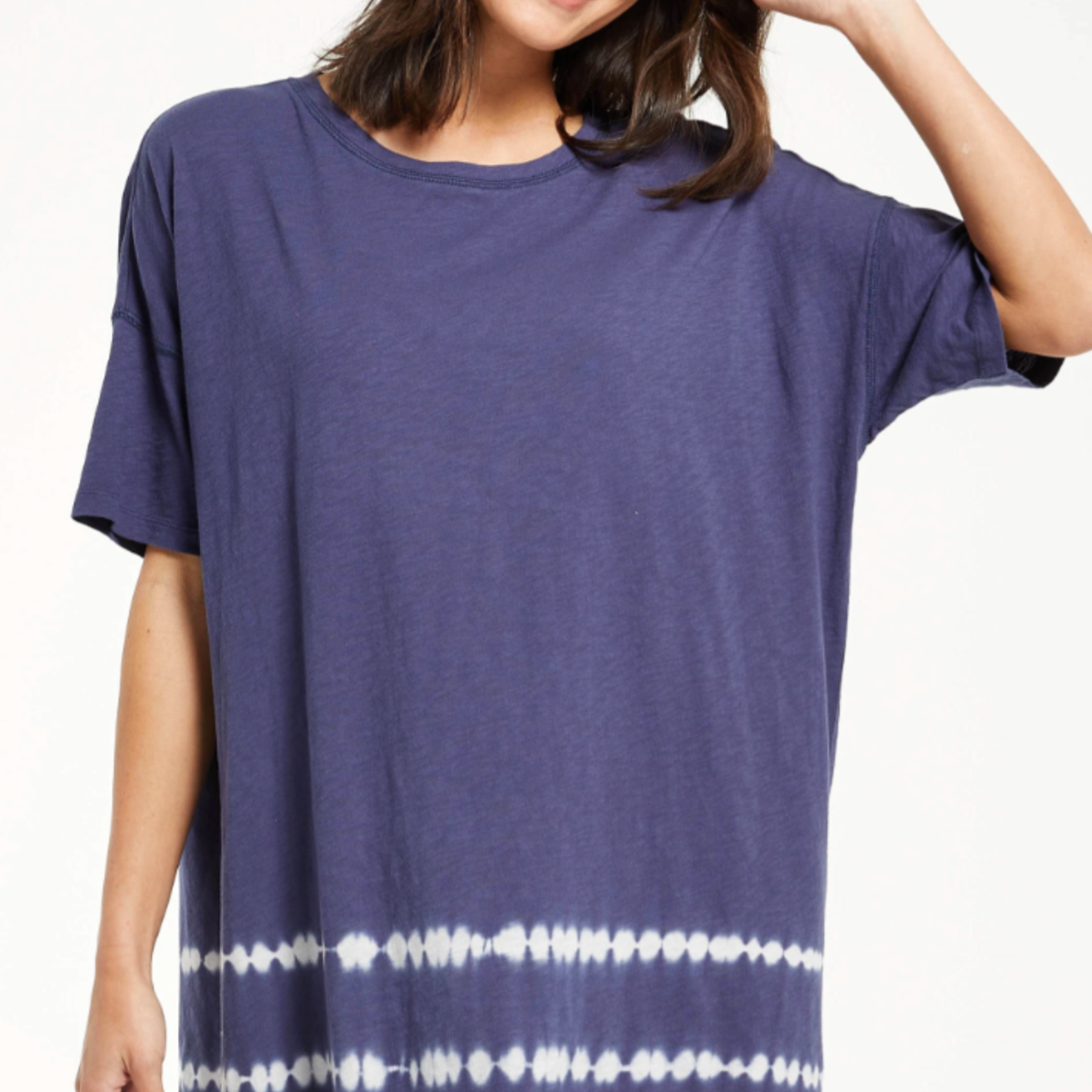 z supply Delta Dip Dye Dress