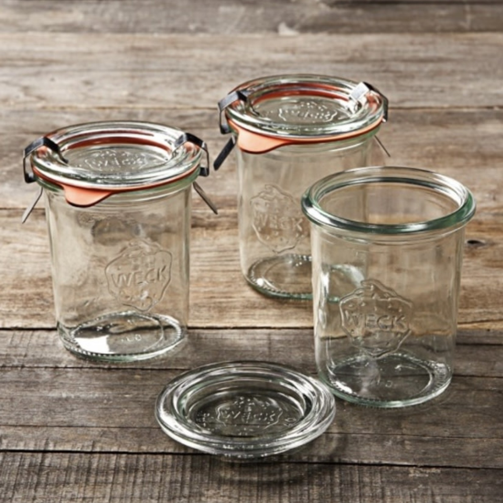 Weck Mold Jar 3/4 L