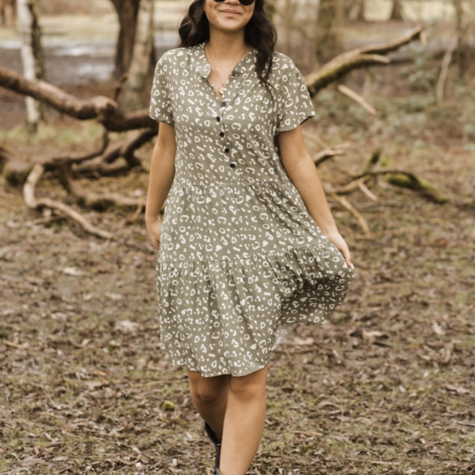 jackson rowe Rollic Dress