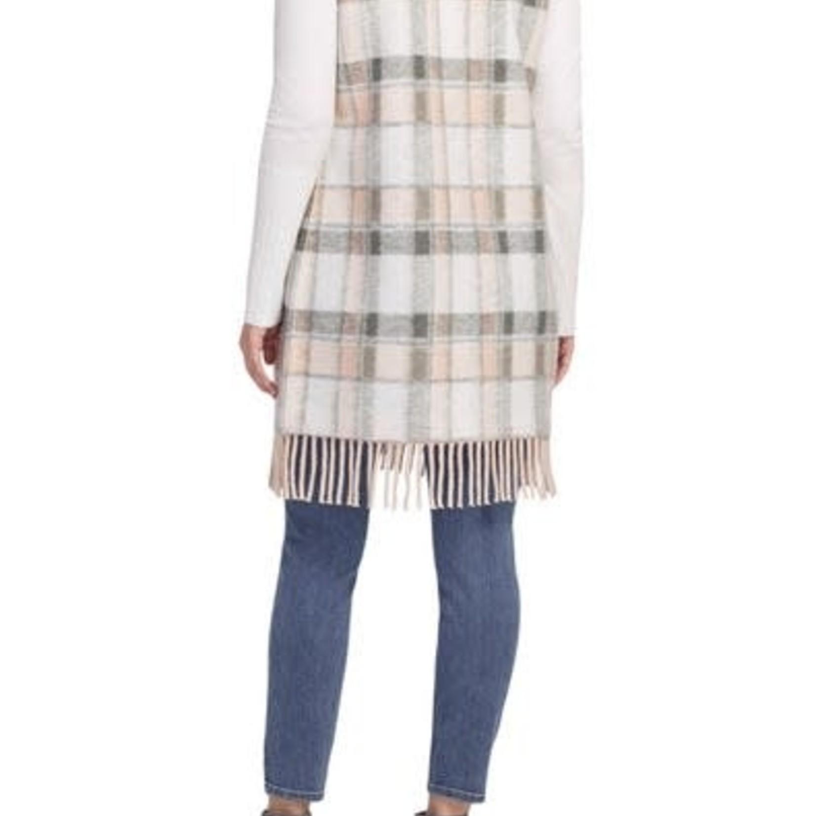 tribal Tunic Vest With Fringe