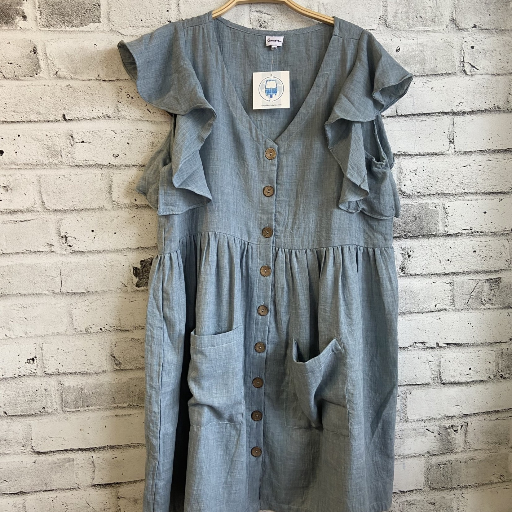 Cosmo's Impex Enterprises Baby Doll Dress 815