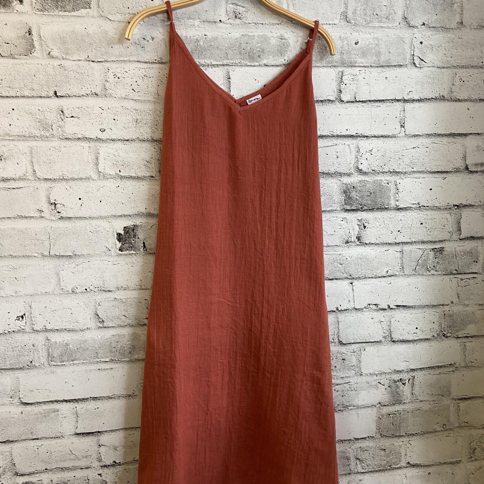 Cosmo's Impex Enterprises Spaghetti Strap Dress 819