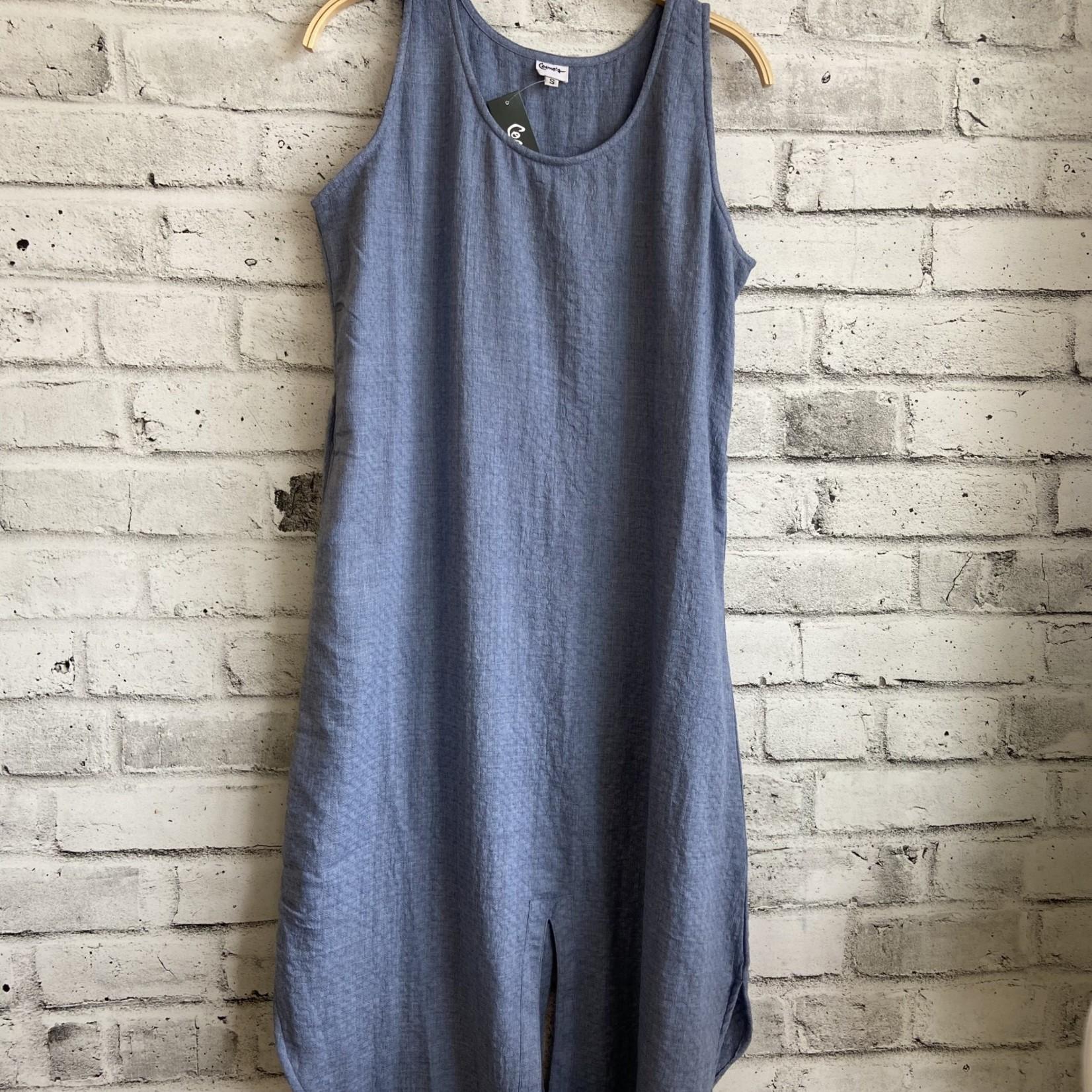 Cosmo's Impex Enterprises Linen Dress 810