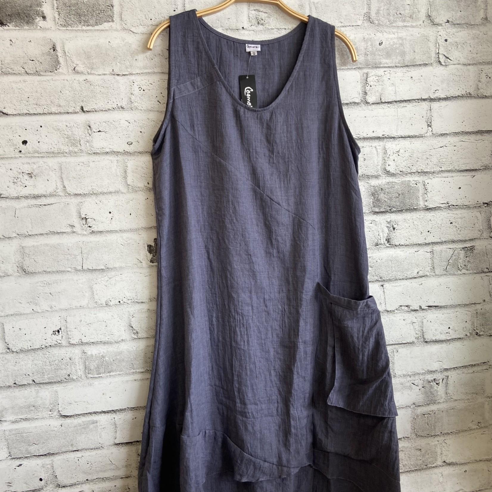 Cosmo's Impex Enterprises Dress W/ Side Pocket 805