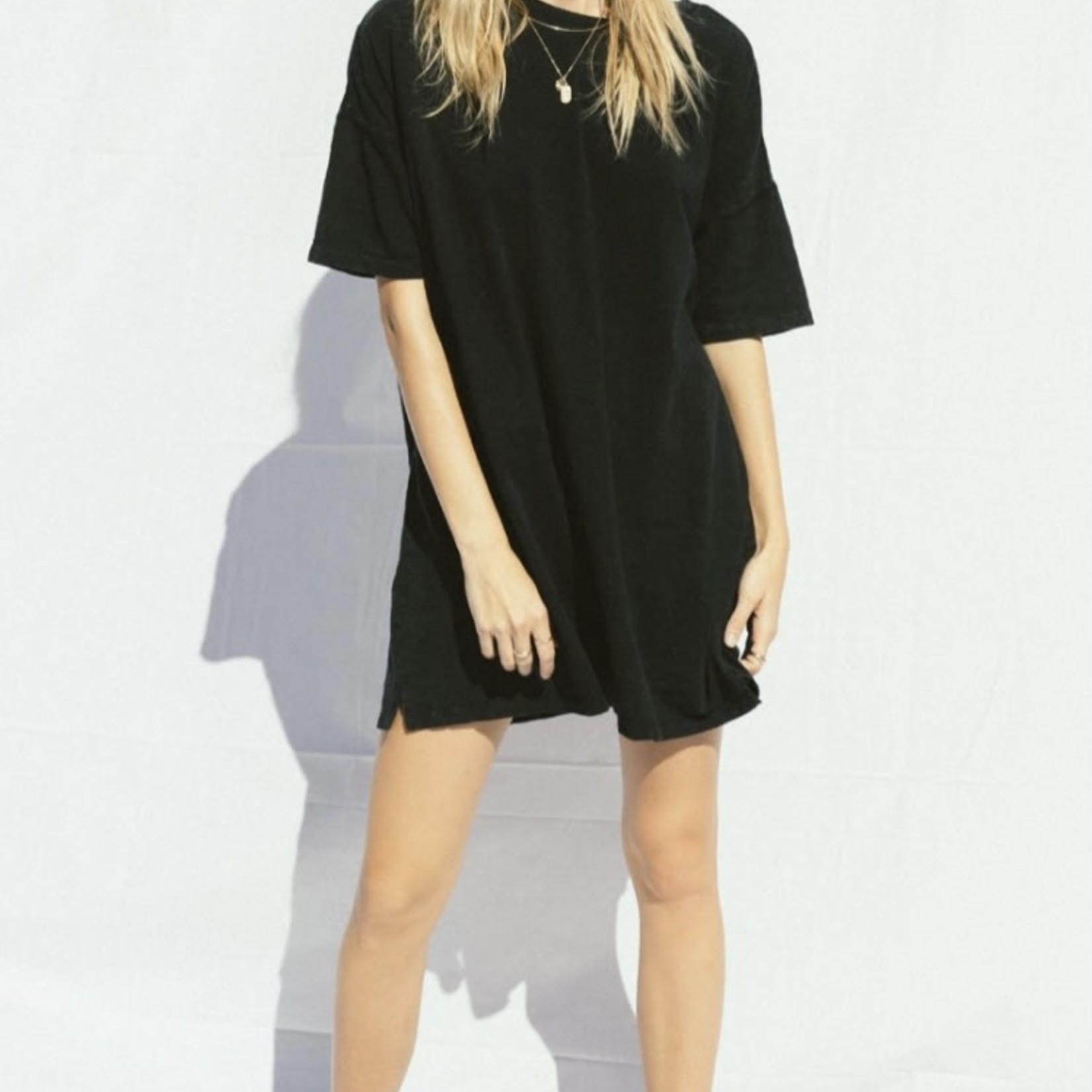 z supply Delta Slub Dress ZD202354