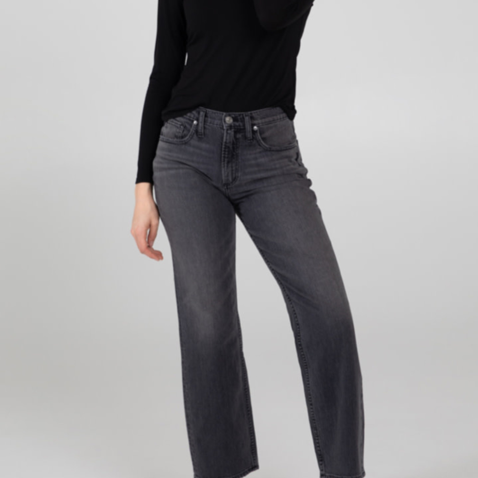 Silver Jeans Co. Frisco Straight Leg