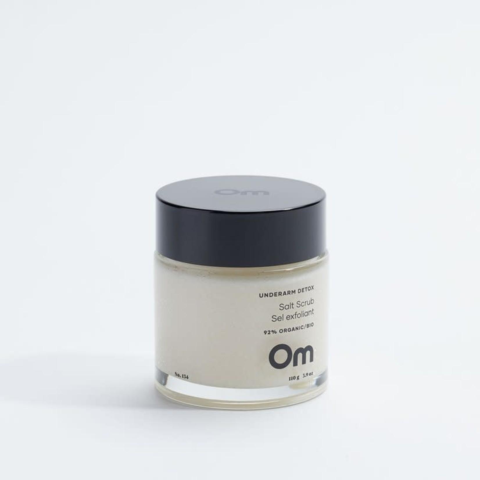om organics Underarm Salt Detox