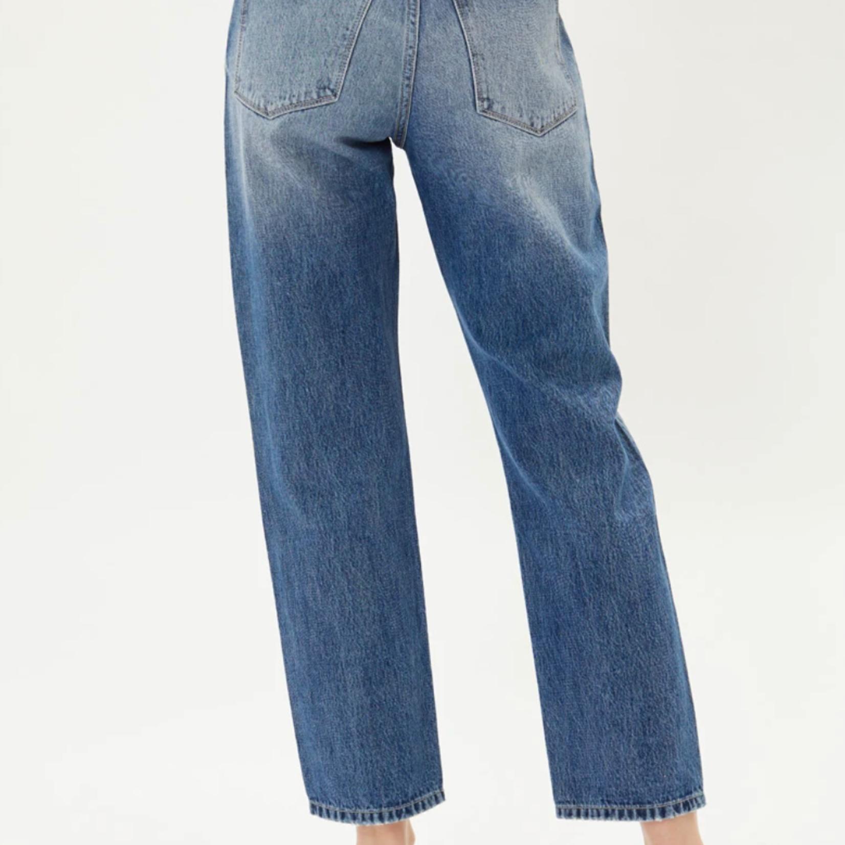 Kancan Silvana Ultra High Rise 90's Boyfriend Jeans