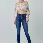 Kancan Lyla High Rise Super Skinny Jeans