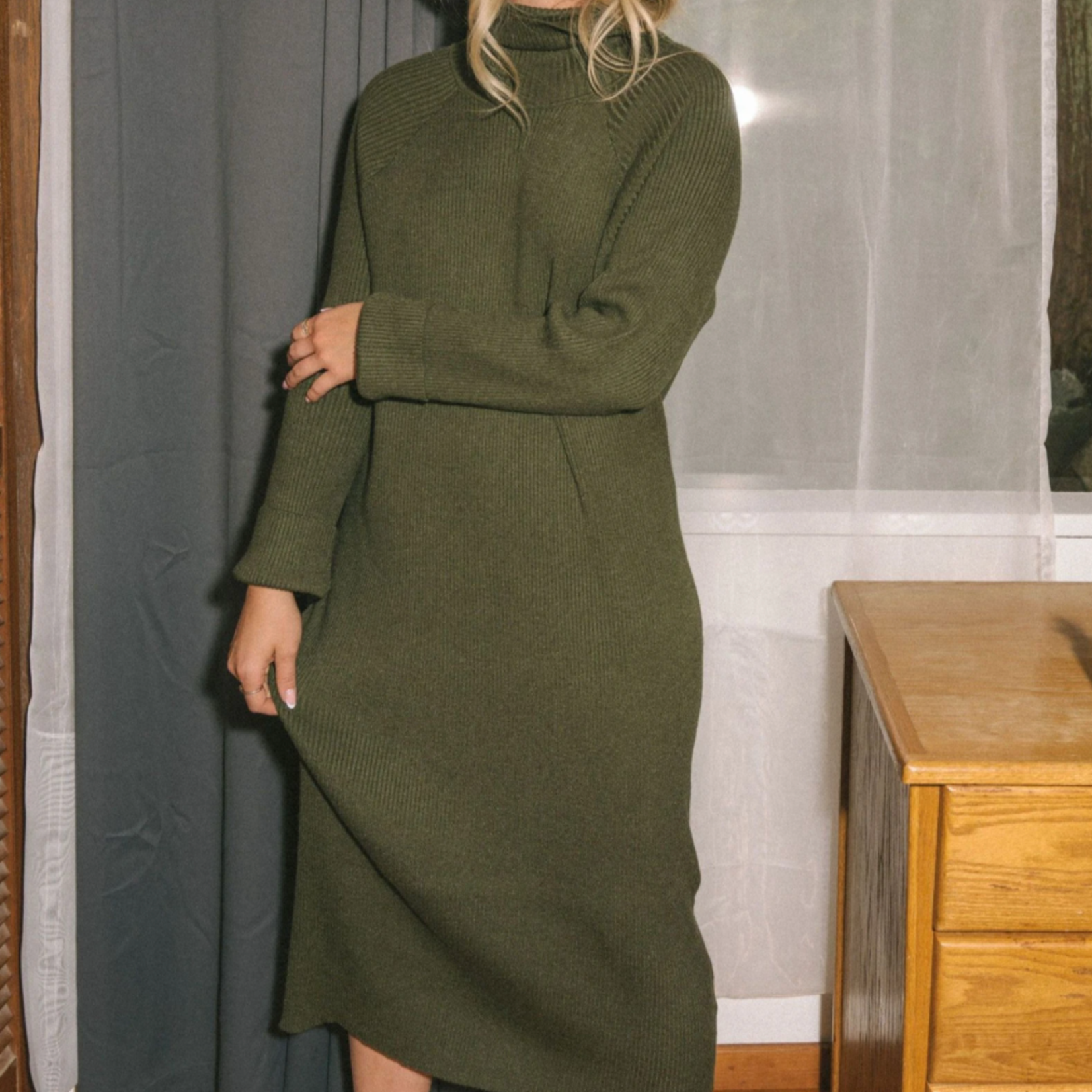 jackson rowe Priscilla Sweater Dress