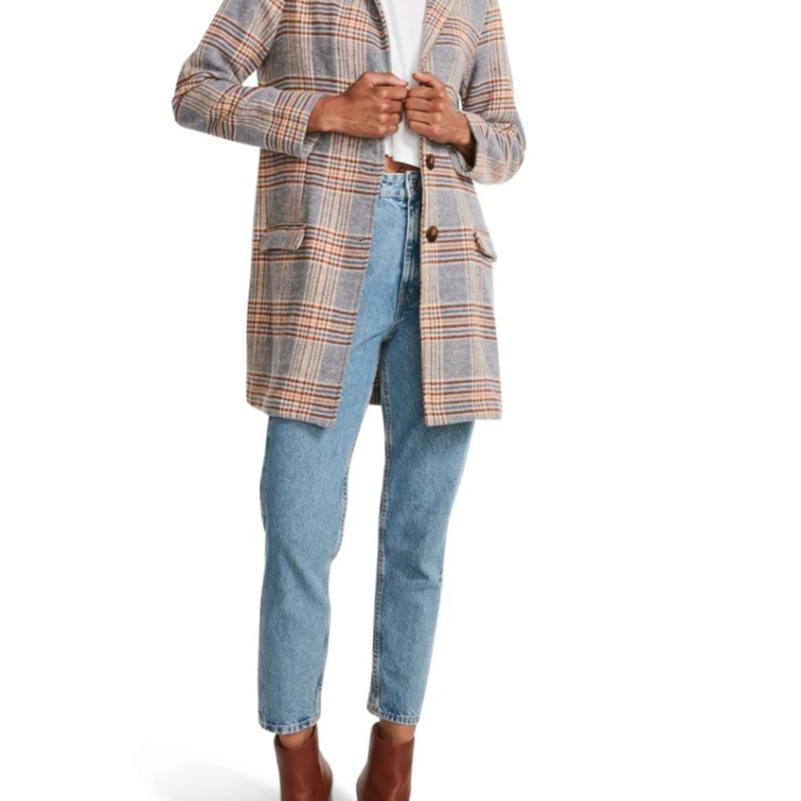 BB dakota Check You Out Coat