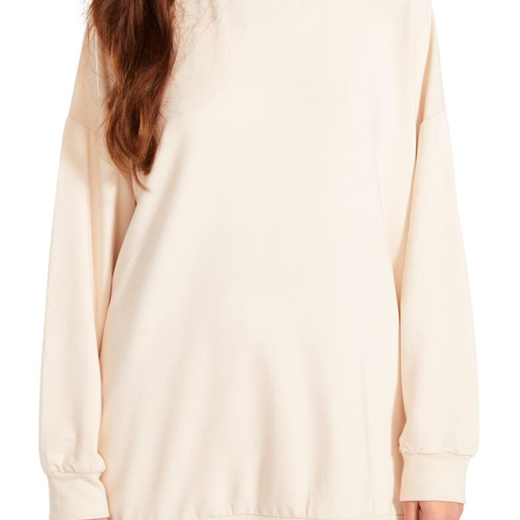 BB dakota Neck Question Sweatshirt BL305434