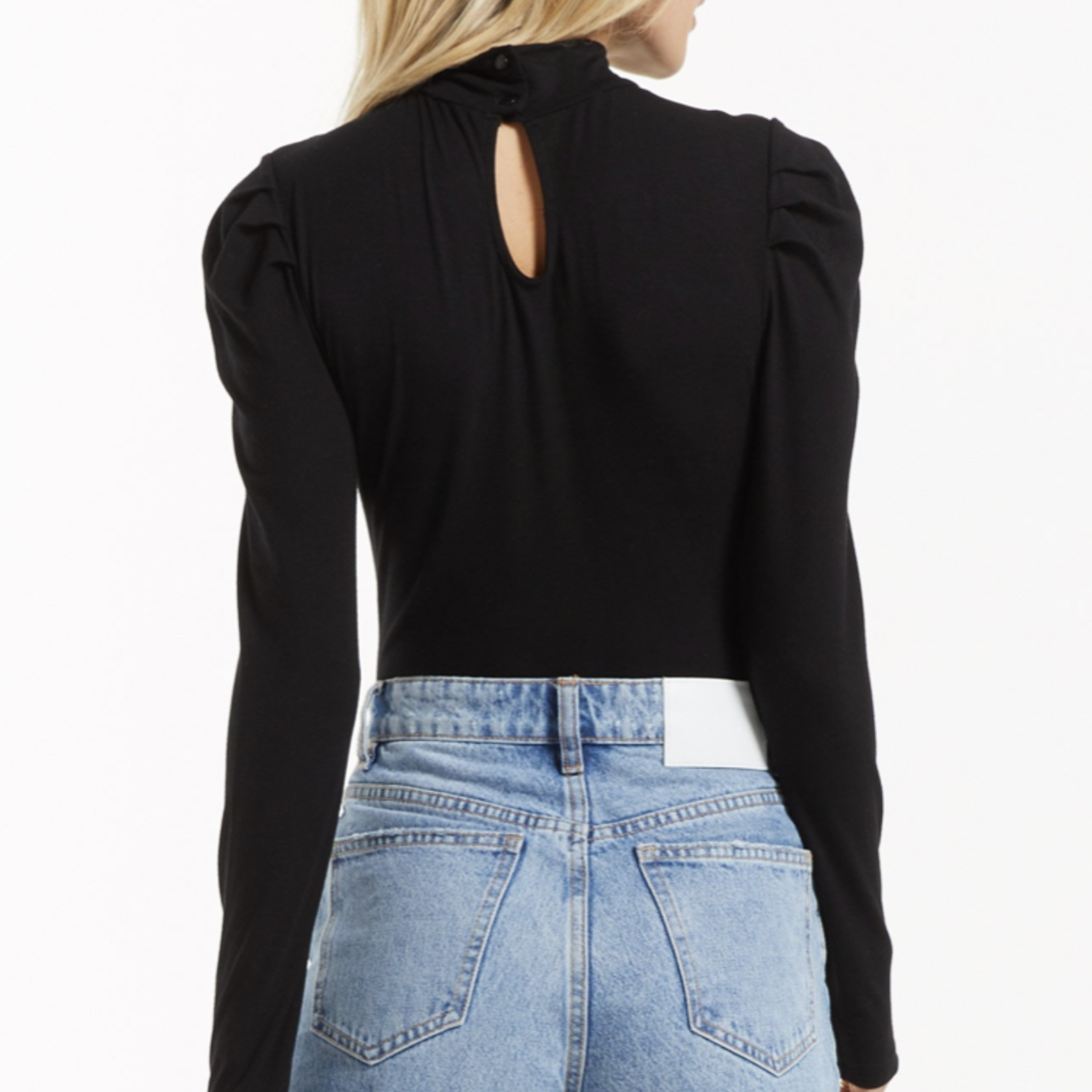 z supply Luna Long Sleeve Bodysuit