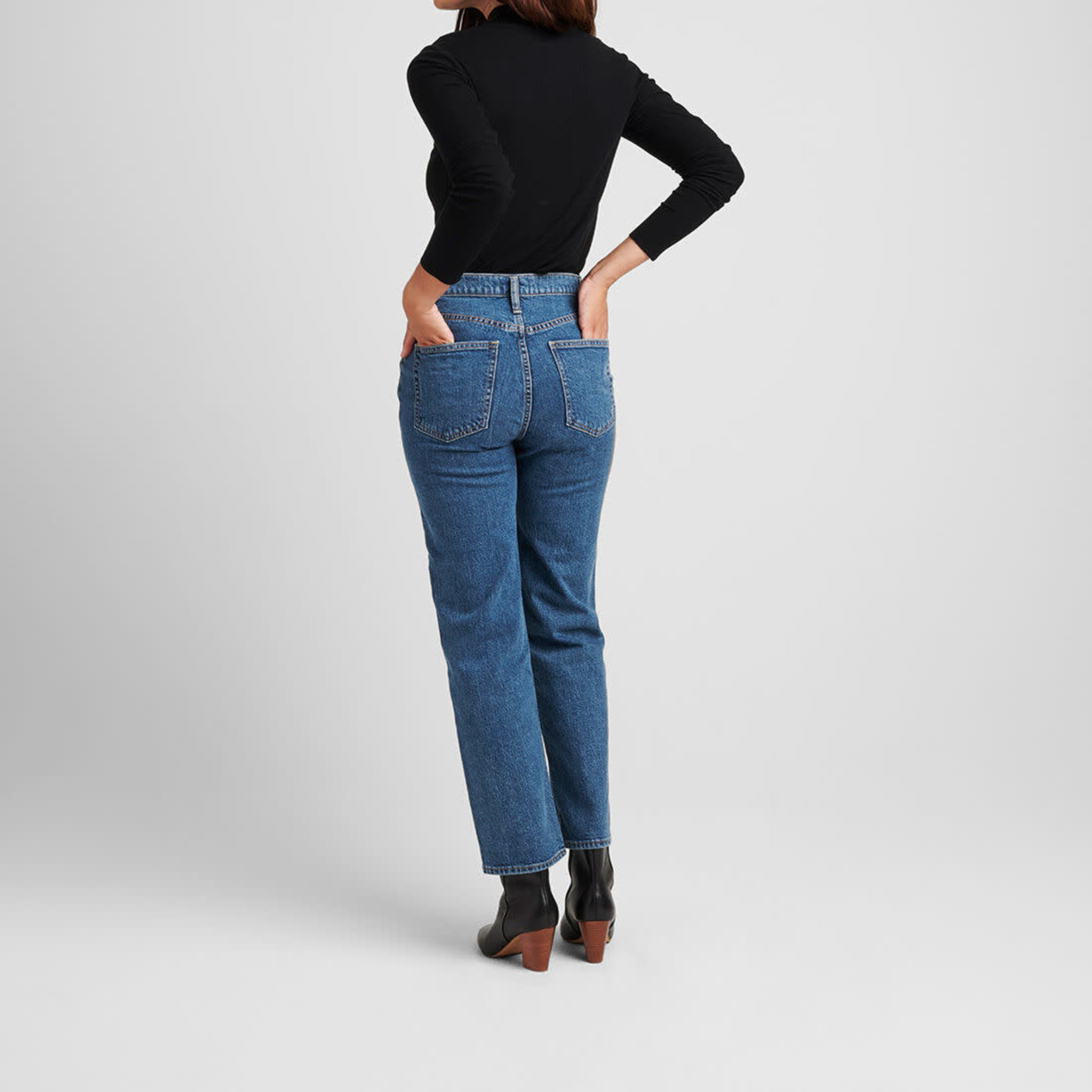 Silver Jeans Co. Highly Desirable Straight Leg