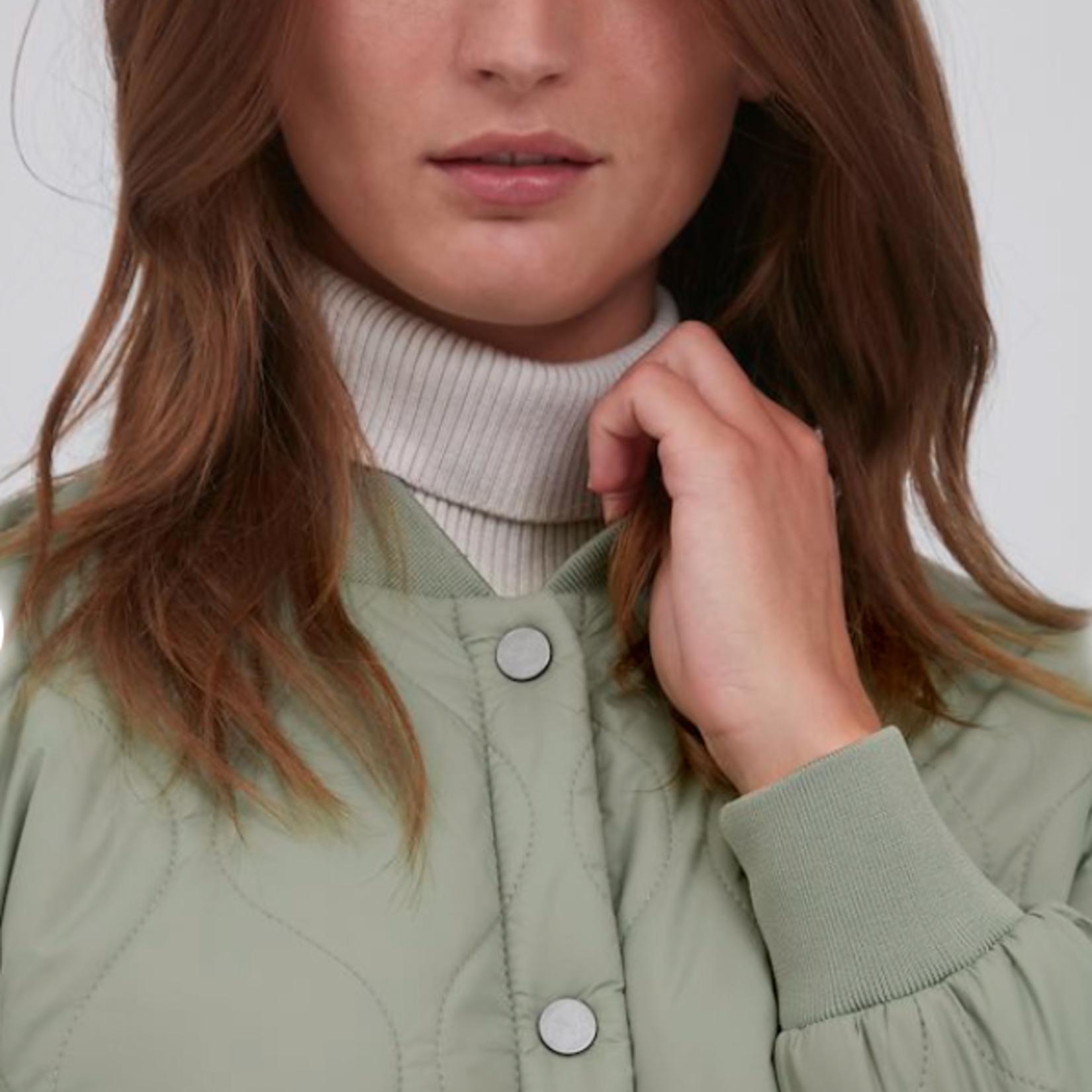 b.young Nylon Jacket Bycanna Coat