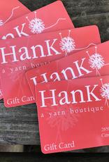 Hank Gift Card - P-11845