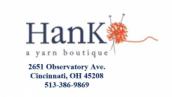Hank a Yarn Boutique