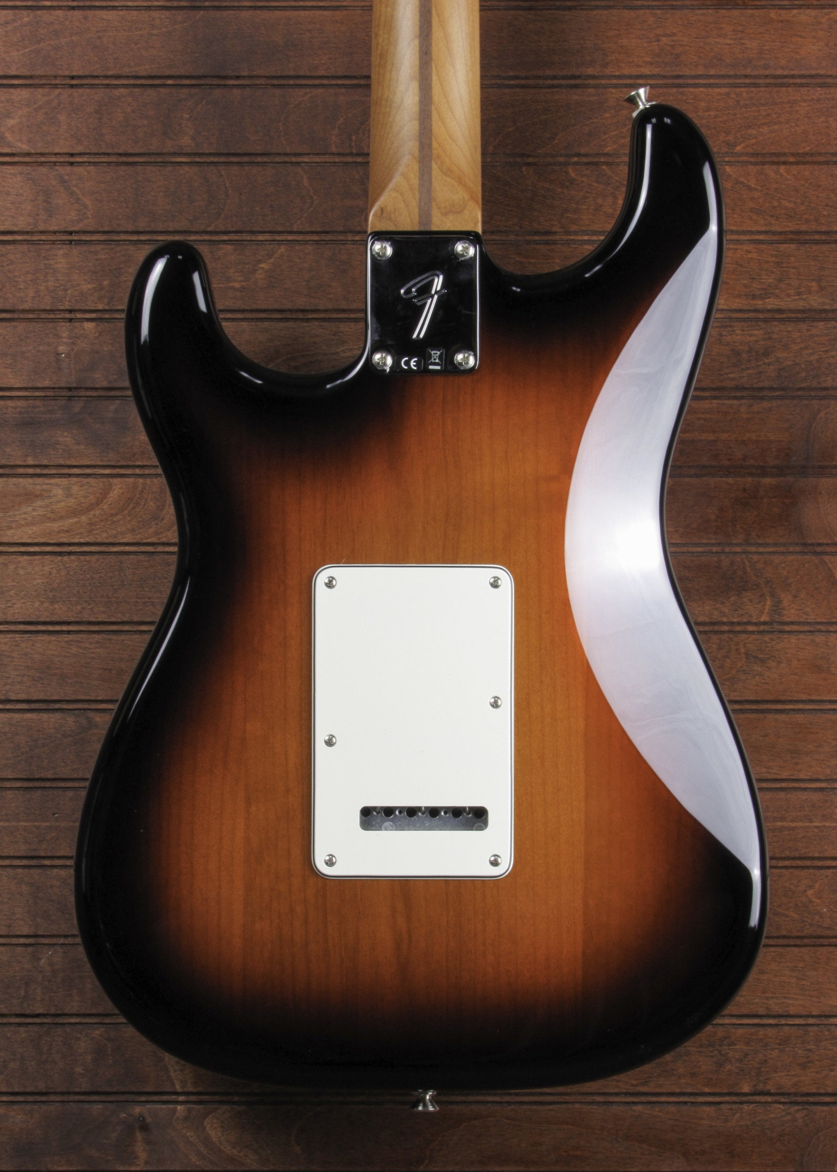 Fender Fender Limited Edition Stratocaster Roasted Maple Sunburst