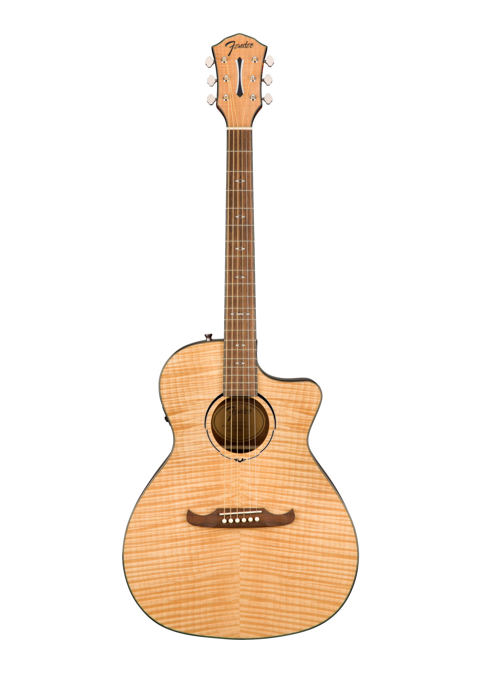 Fender FA-345ce Natural