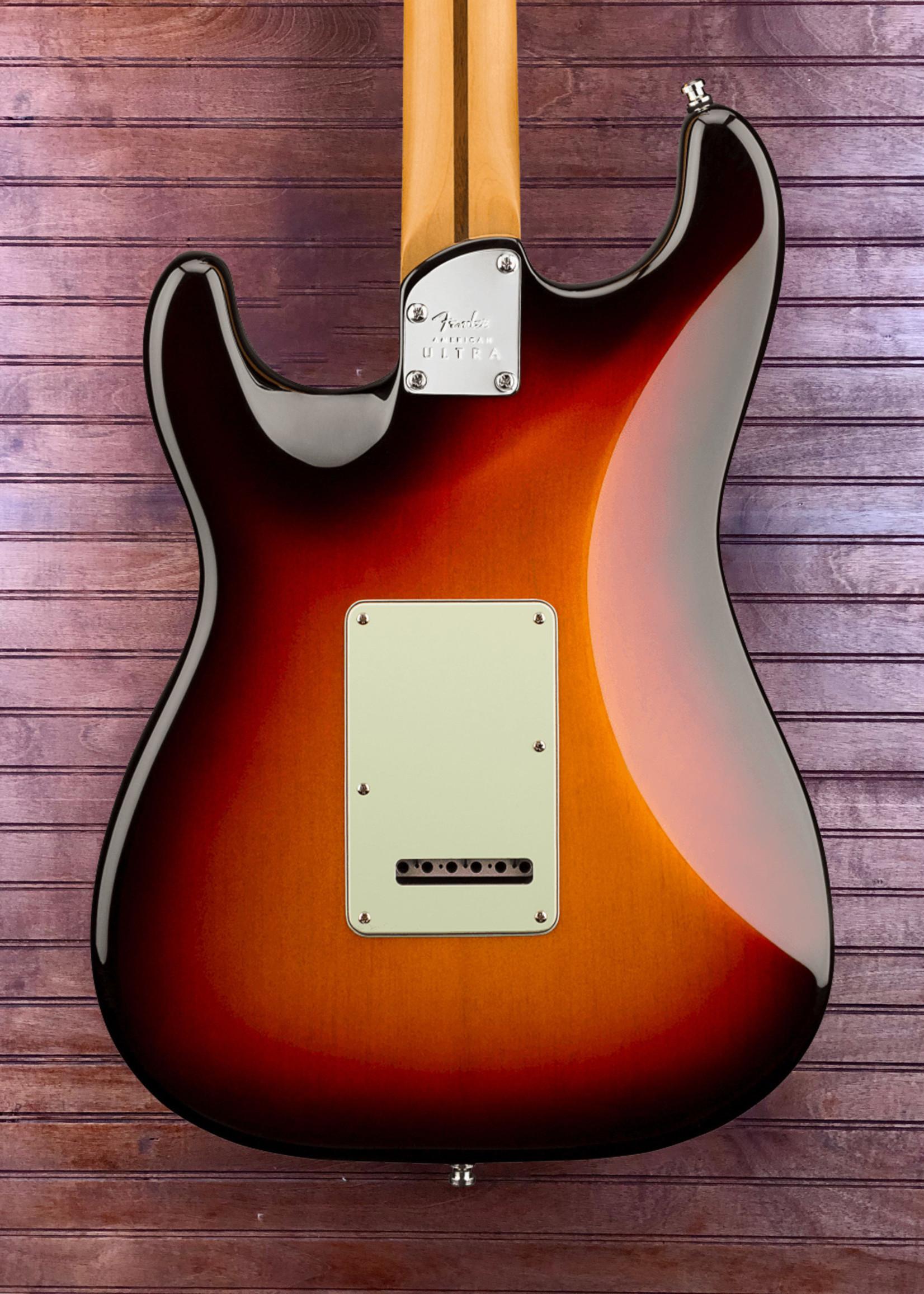Fender American Ultra Stratocaster HSS Ultra Burst