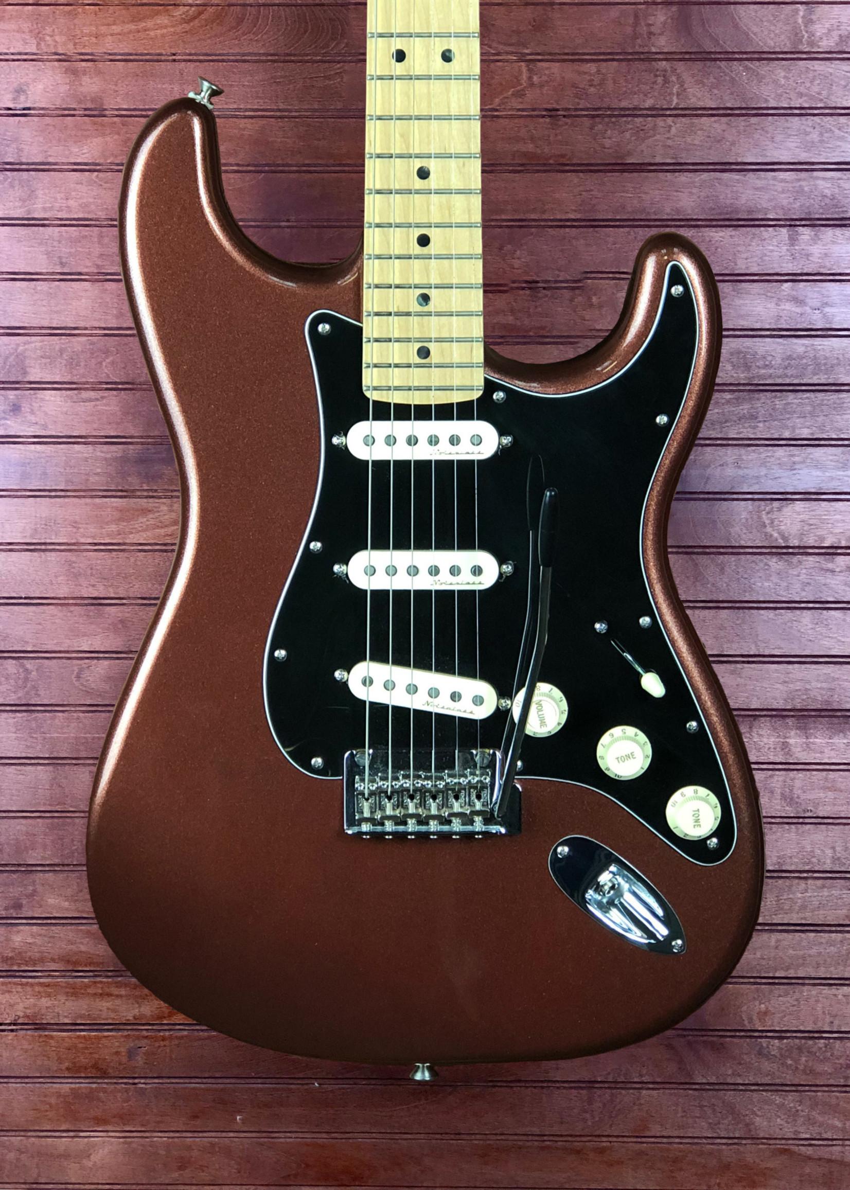 Fender Deluxe Roadhouse Stratocaster Copper Mist