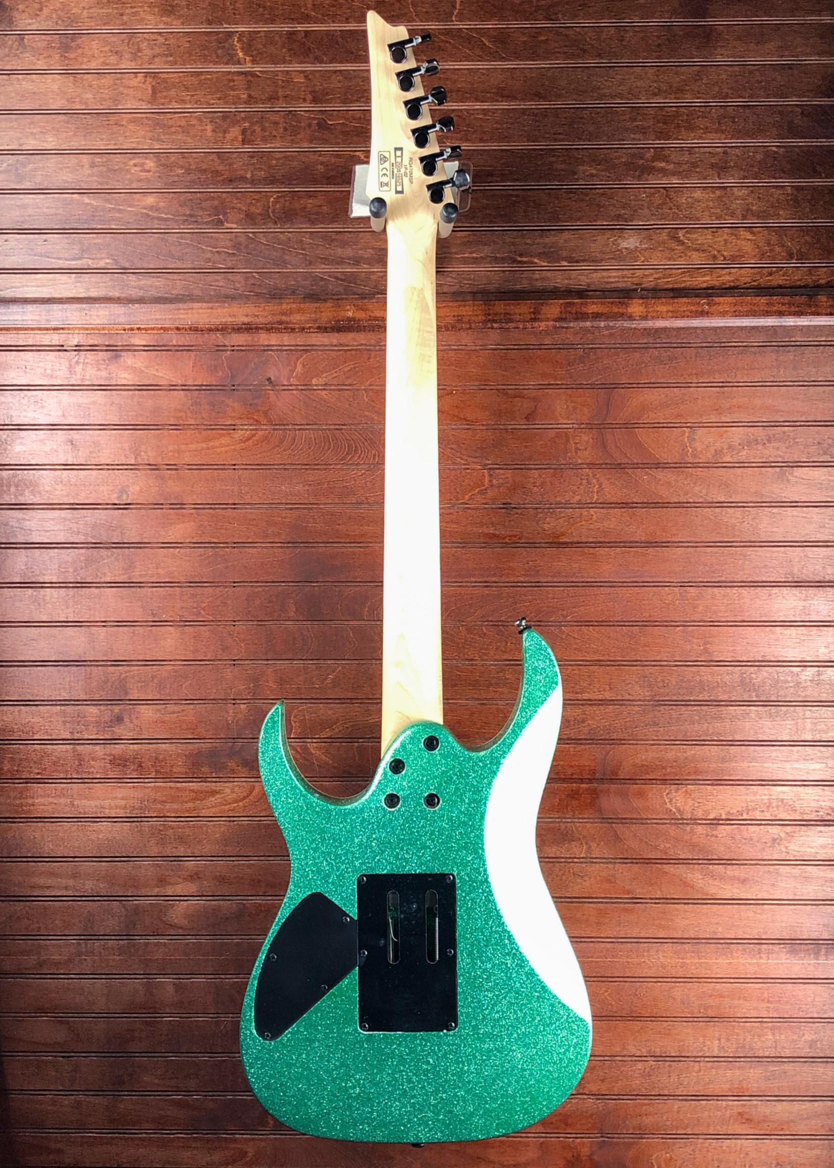 Ibanez Ibanez RG470 Turquoise Sparkle