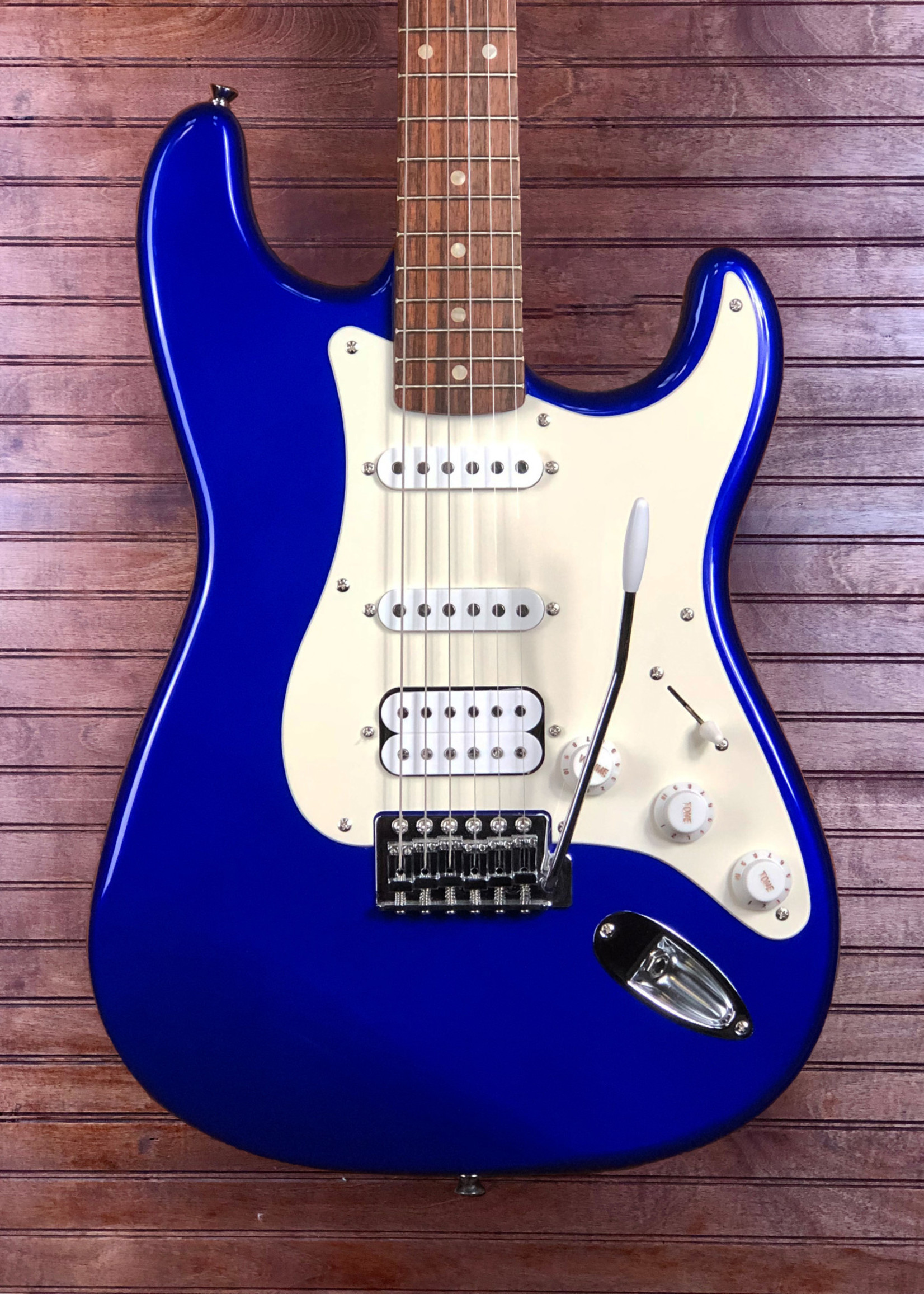 Squier Affinity Stratocaster HSS Blue