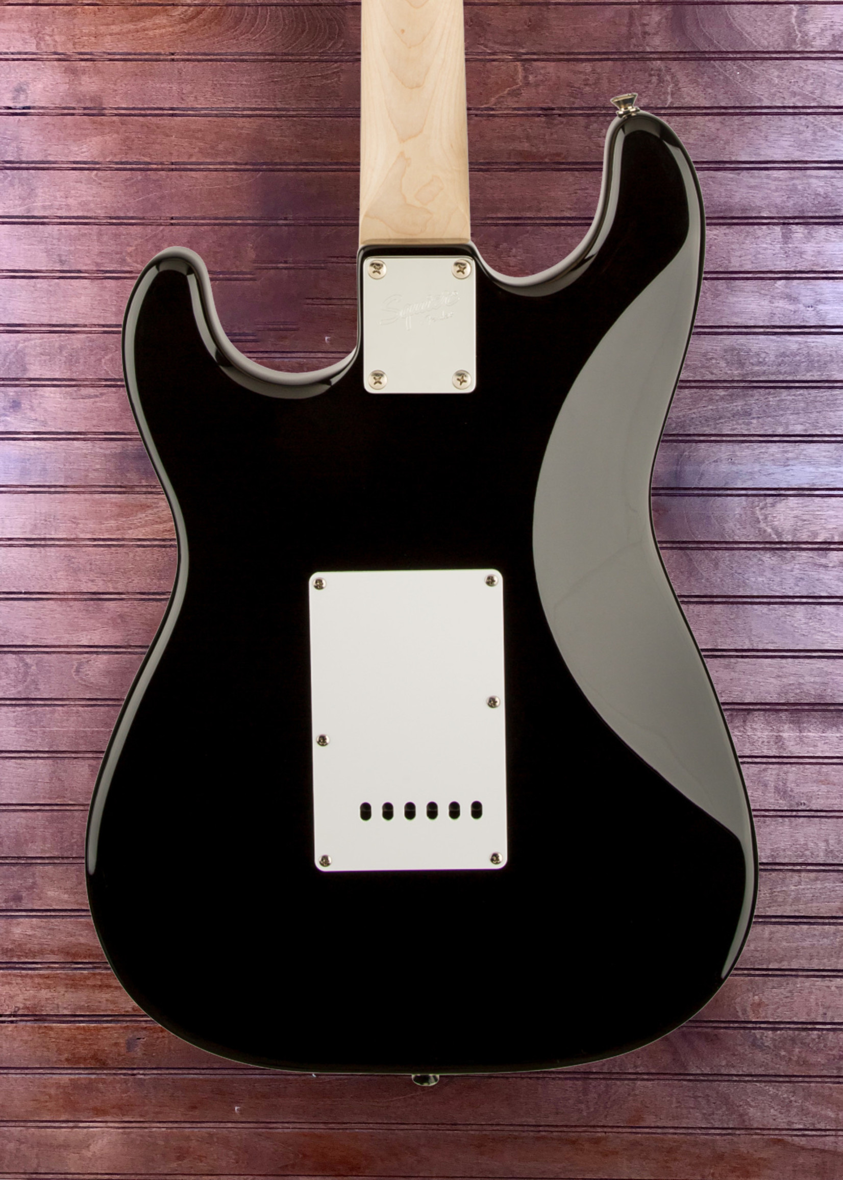 Squier Affinity Stratocaster Black