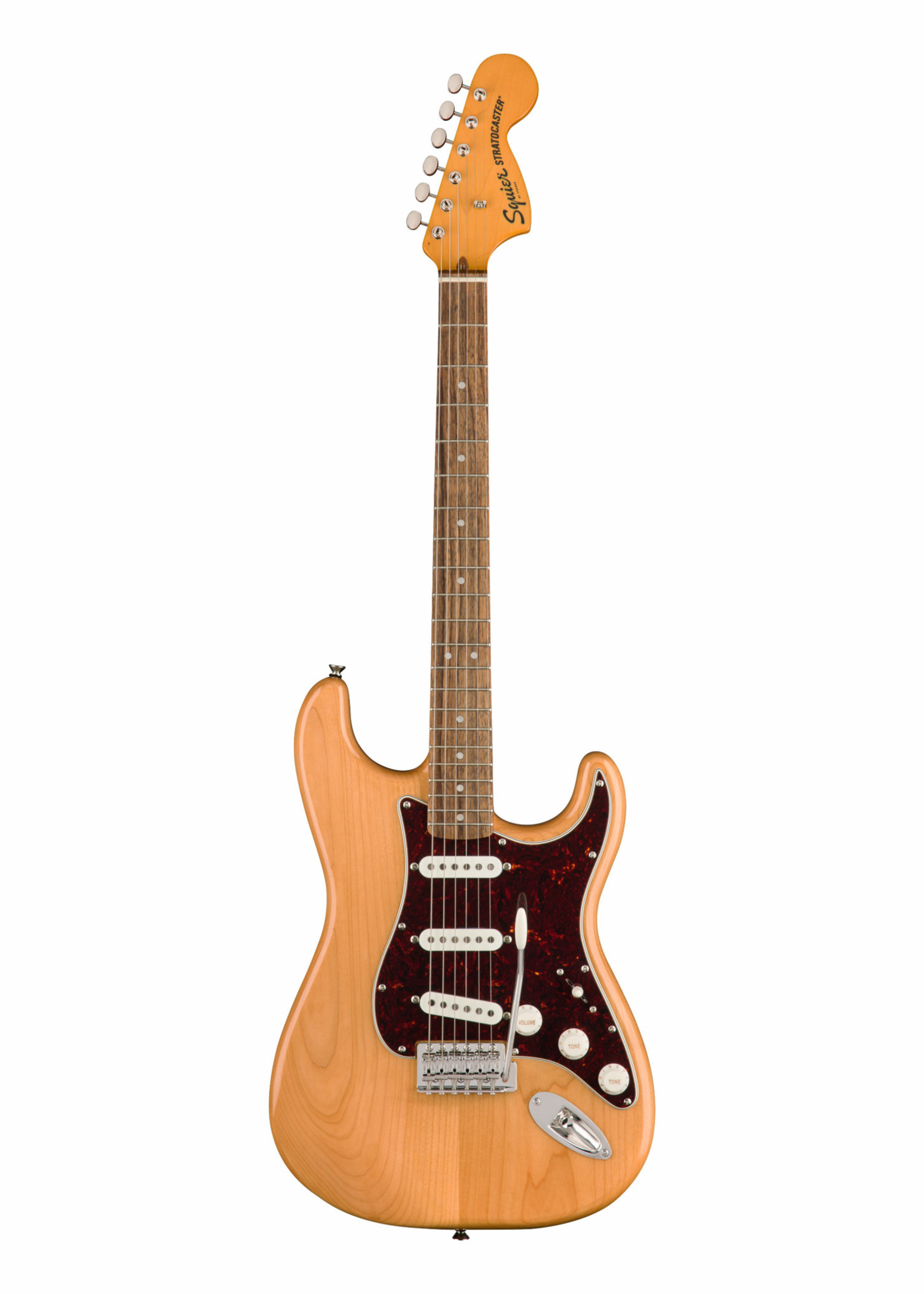 Squier Classic Vibe 70's Stratocaster Natural