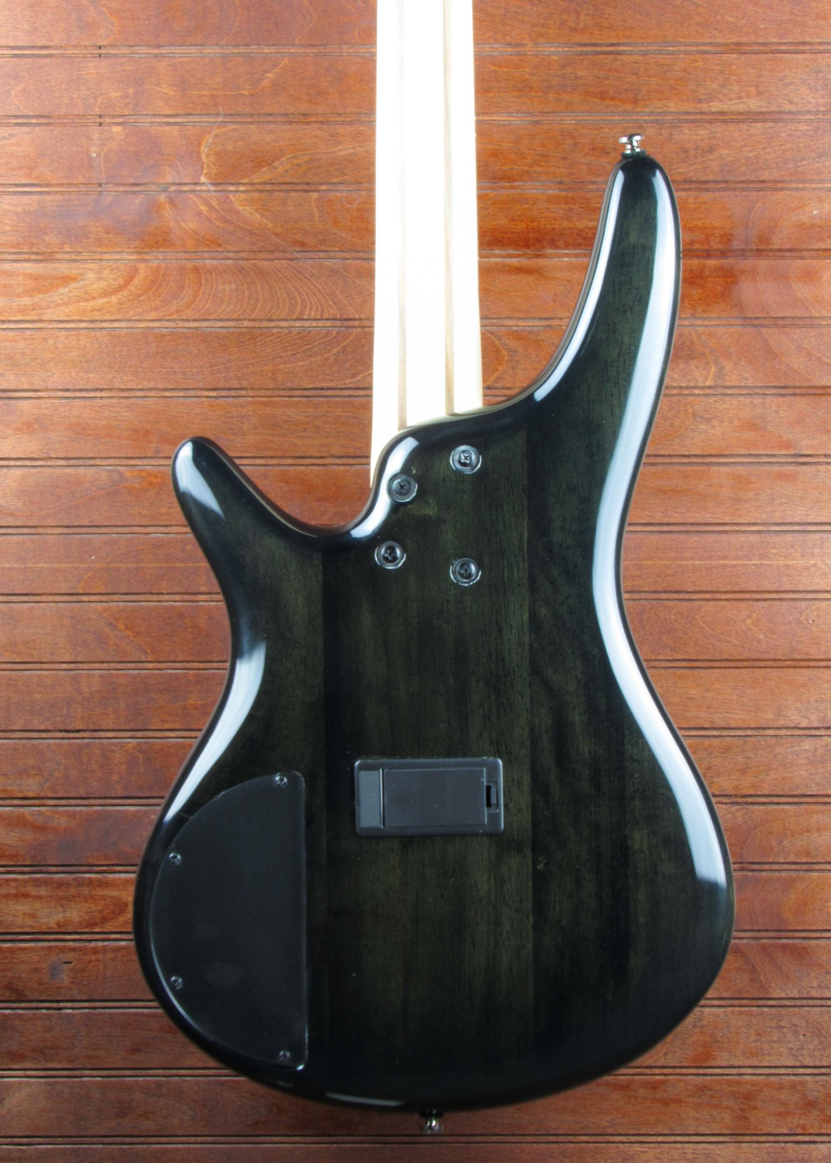 Ibanez Ibanez SR400EQM Surreal Black Burst