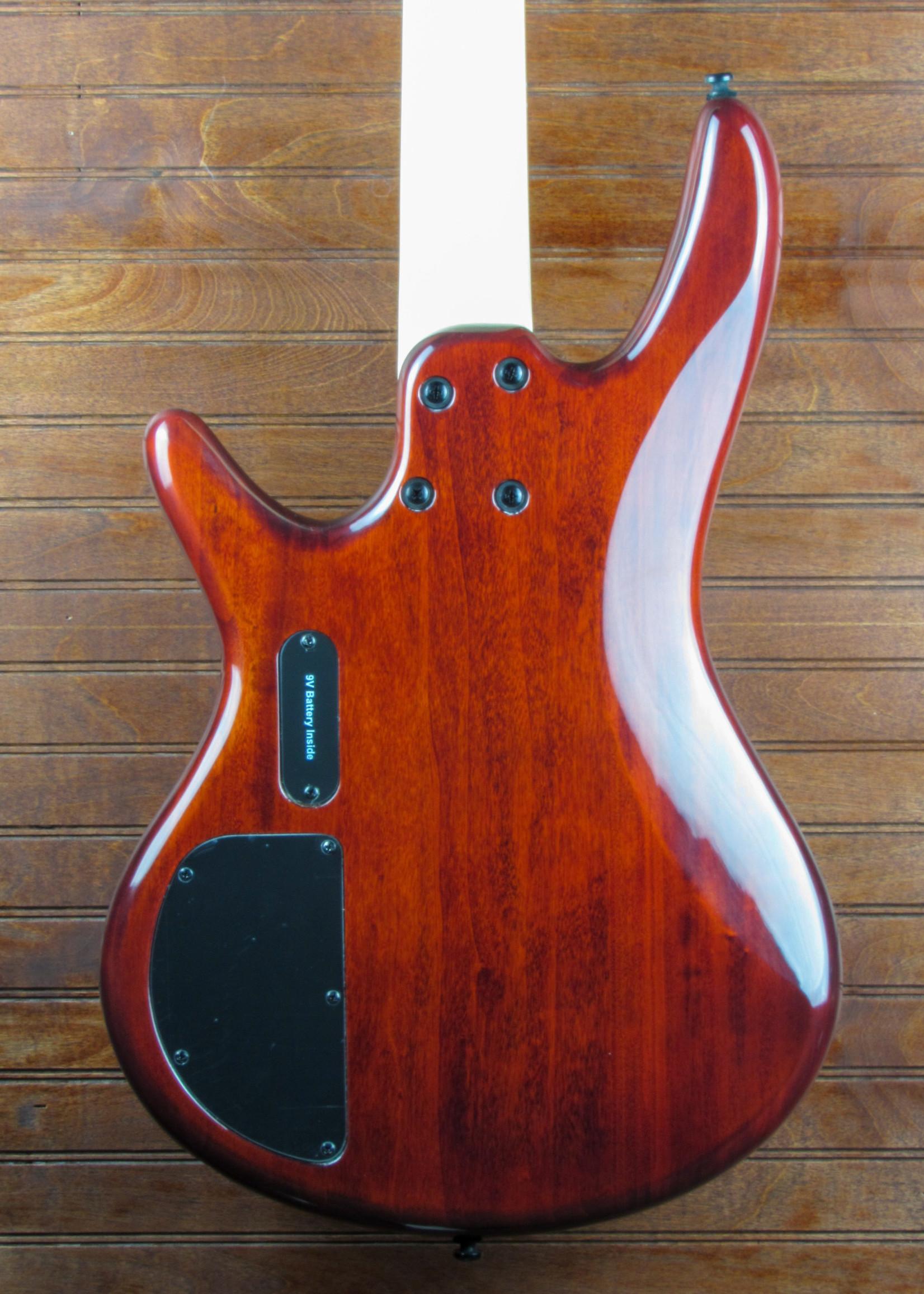 Ibanez Ibanez GSR200 Transparent Red