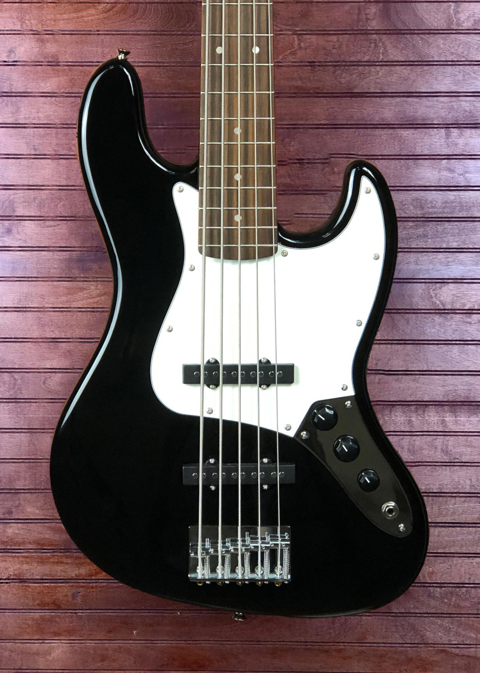 Squier Squier Affinity Jazz Bass 5-String Black