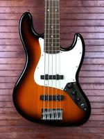 Squier Affinity Jazz Bass 5-String Sunburst