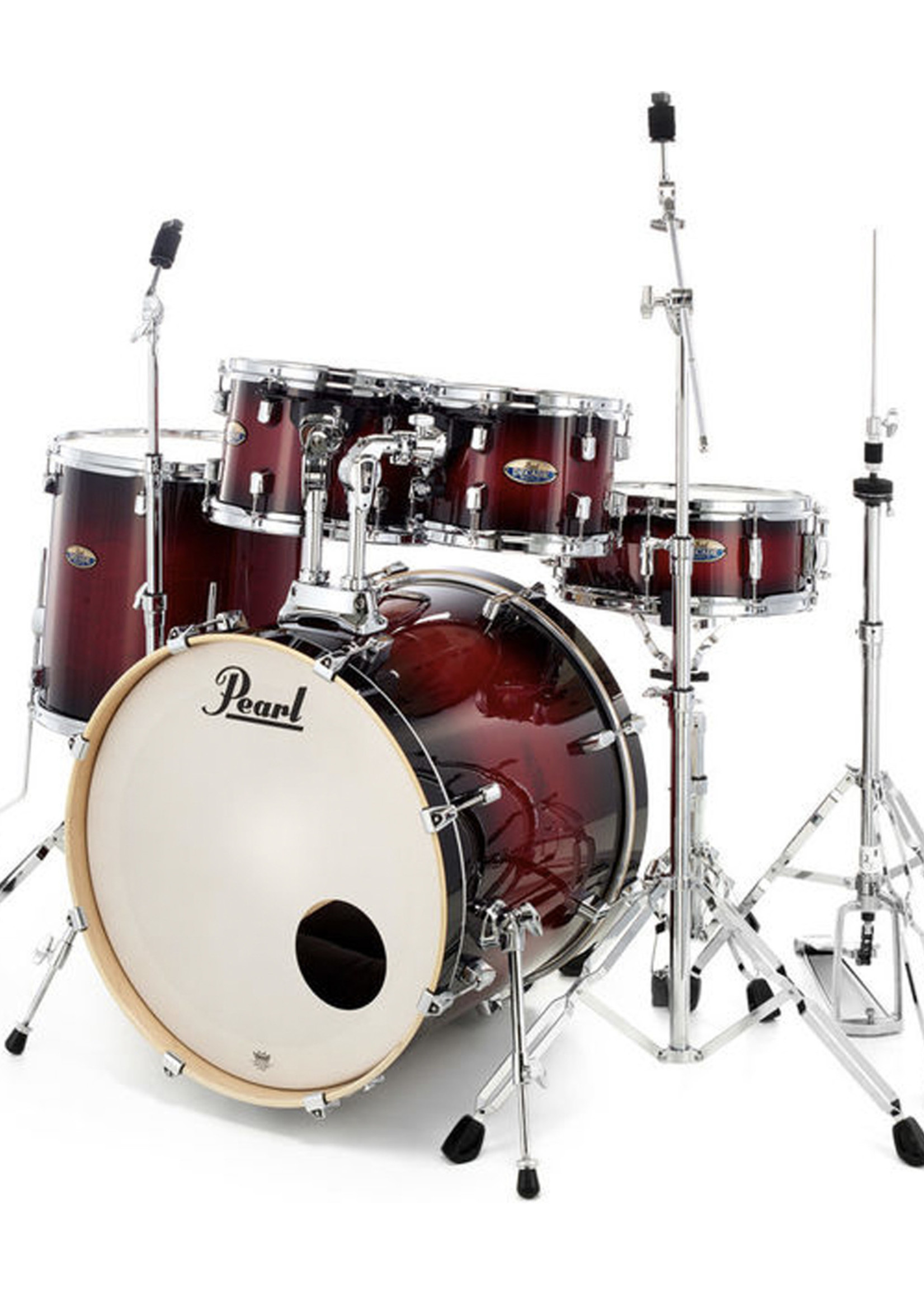Pearl Pearl Decade Maple 5-Piece Shell Pack Red Burst