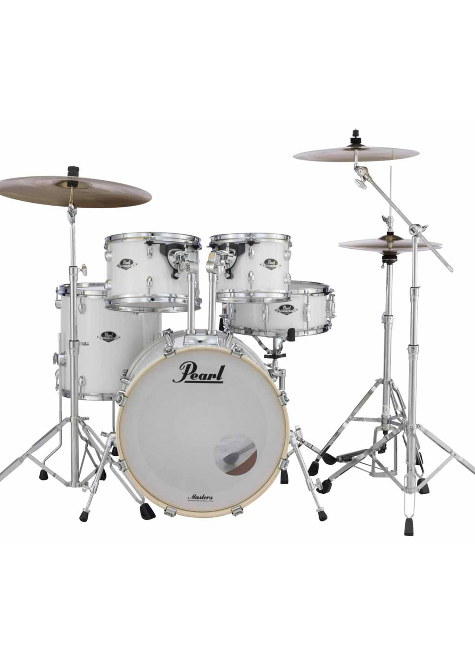 Pearl Pearl Export 5-Piece Drum Kit Pure White