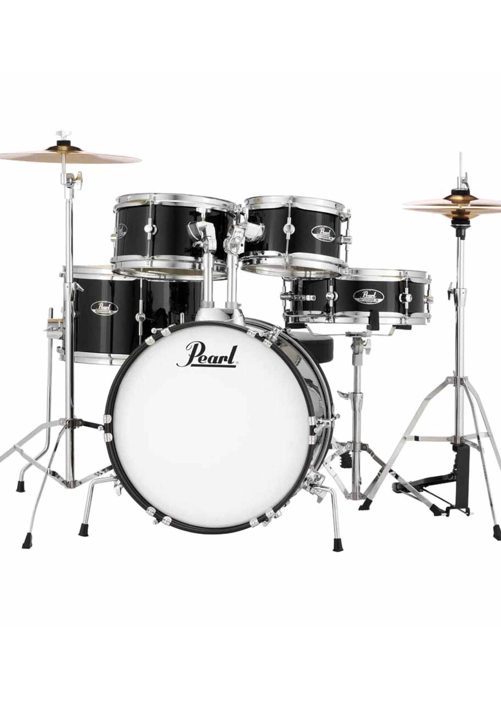 Pearl Pearl Roadshow Jr 5-Piece Kit Jet Black