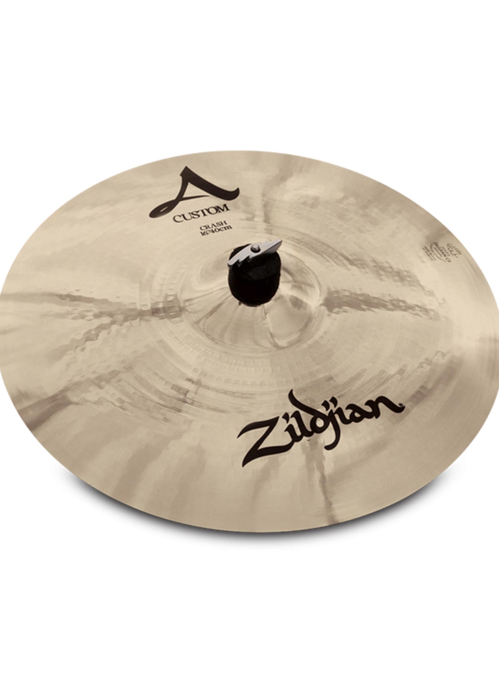 "Zildjian A Custom 16"" Custom Crash"