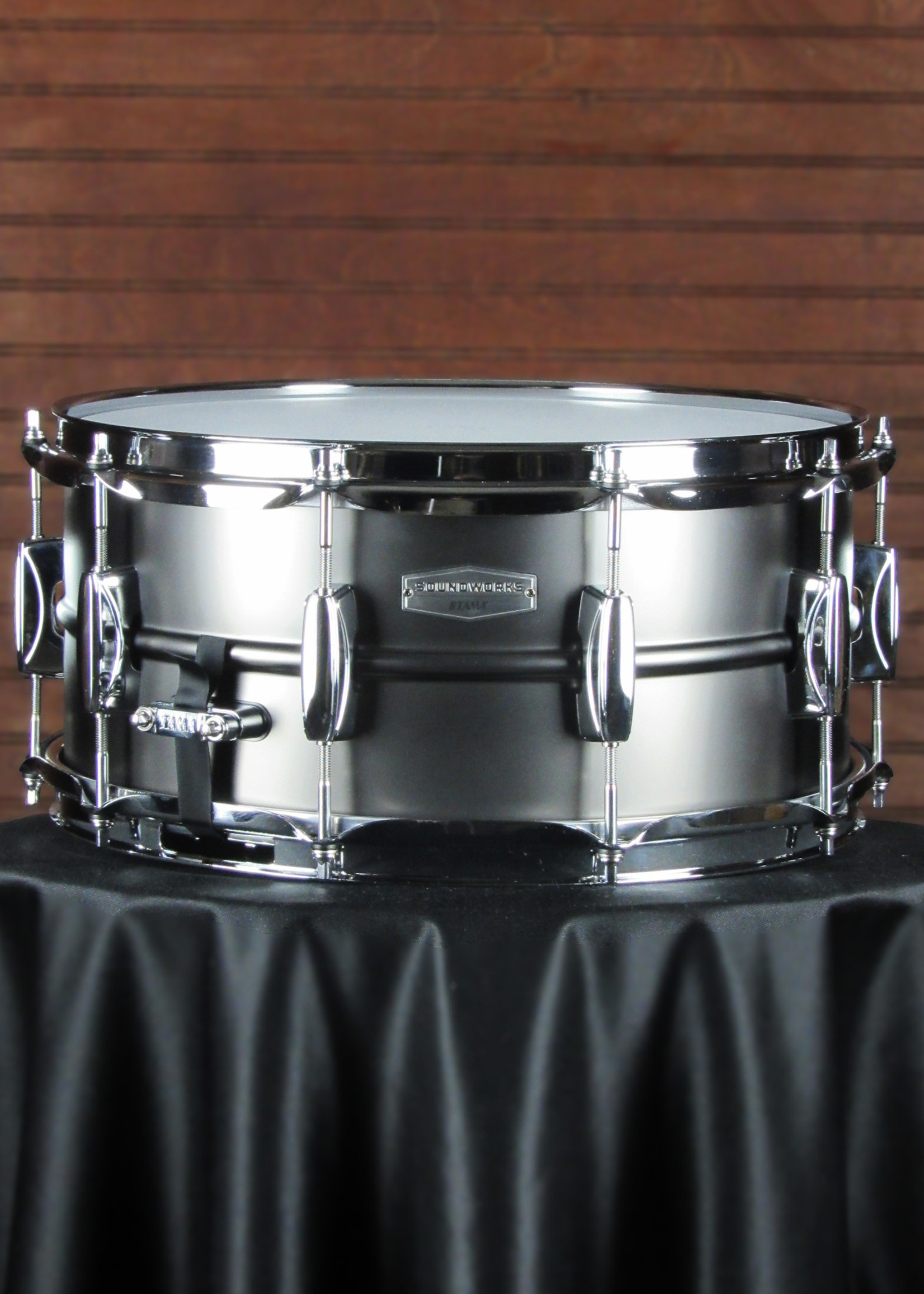 Tama Soundworks 6.5X14 Steel Snare Drum