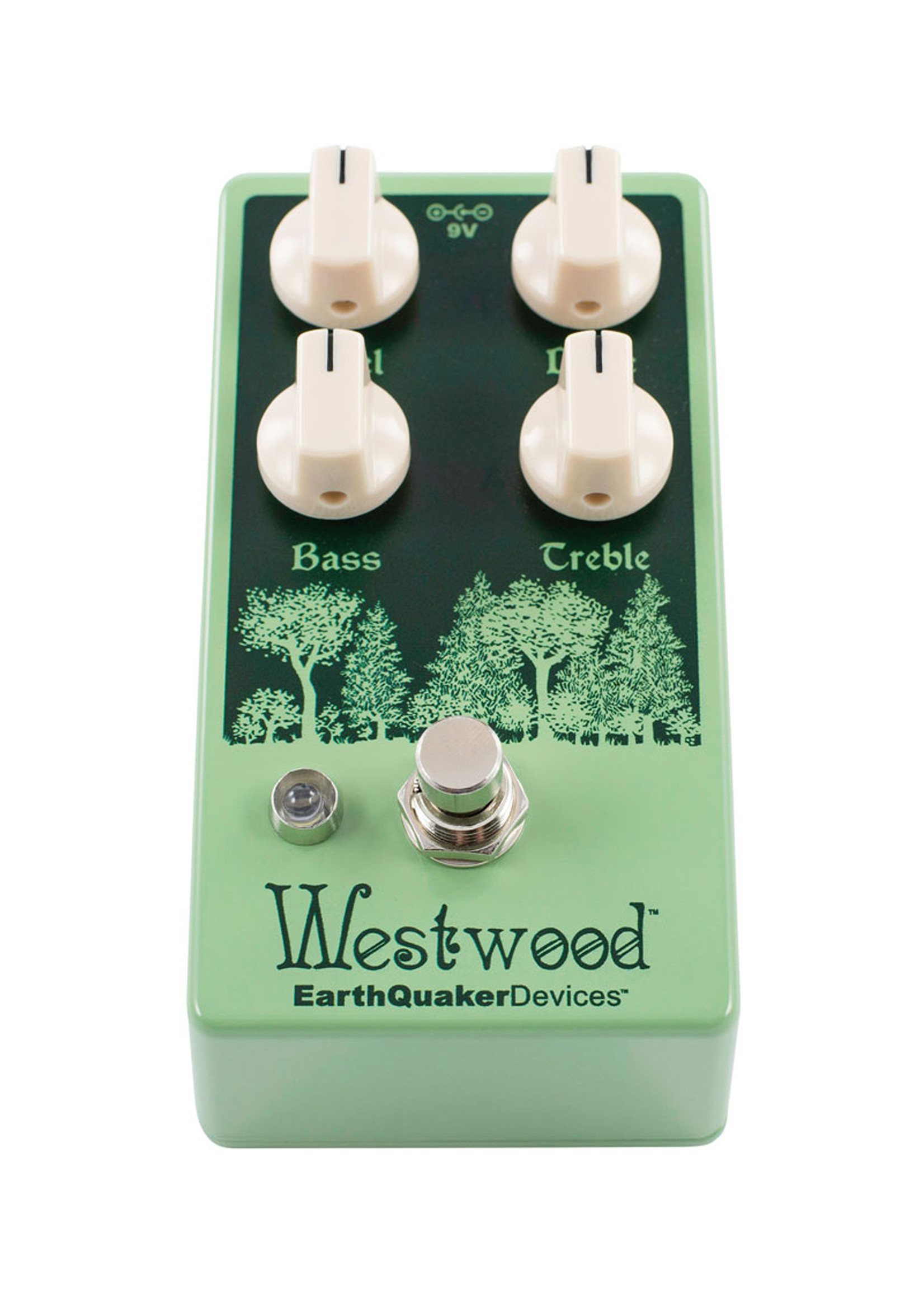 Earthquaker Devices Earthquaker Westwood Translucent Overdrive