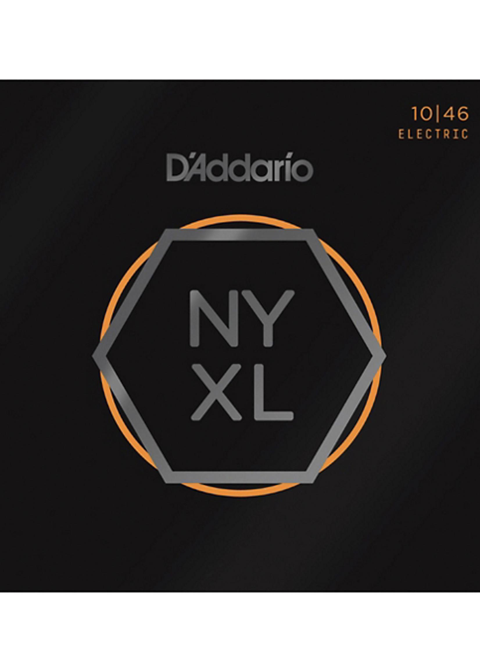 DAddario Fretted D'Addario NYXL 10-46 Regular Light
