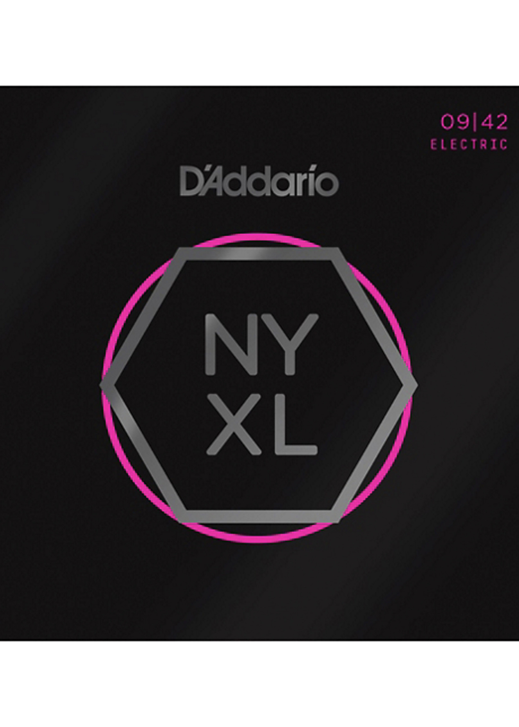 DAddario Fretted D'Addario NYXL 9-42 Super Light