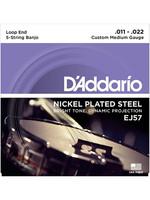 DAddario Fretted D'Addario EJ57 11-22